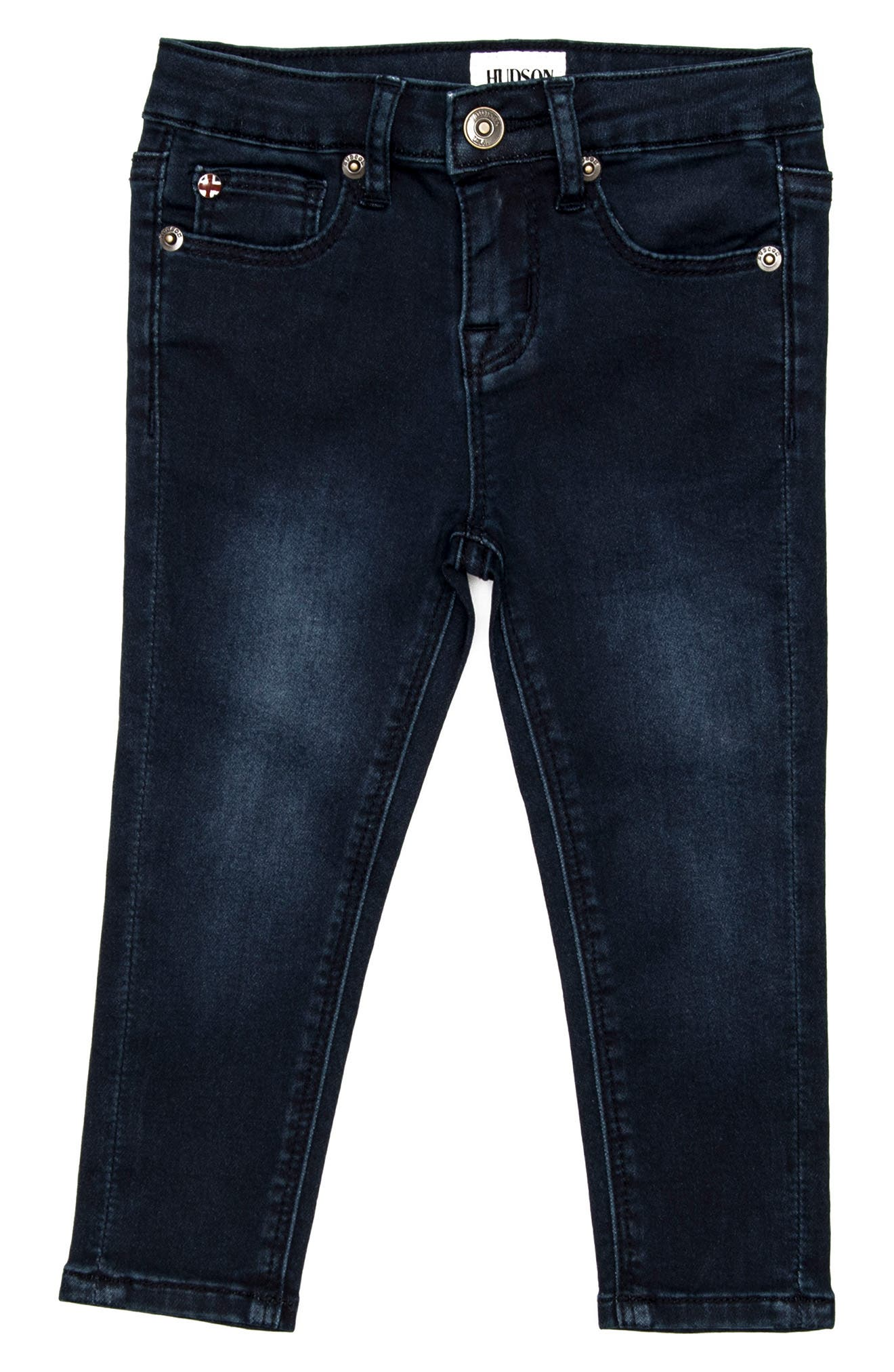 Hudson Kids Collin Skinny Jeans (Baby Girls)