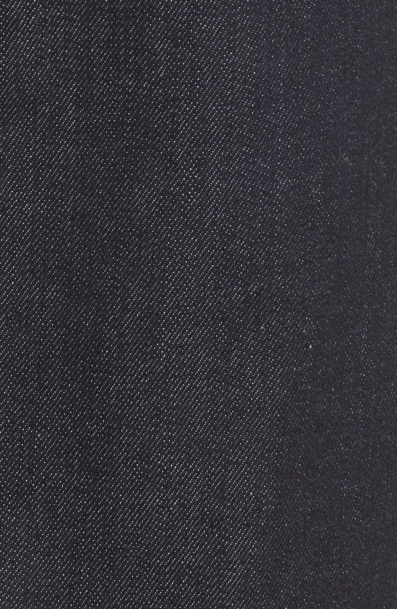 Alternate Image 5  - AG Emery High Waist Denim Skirt