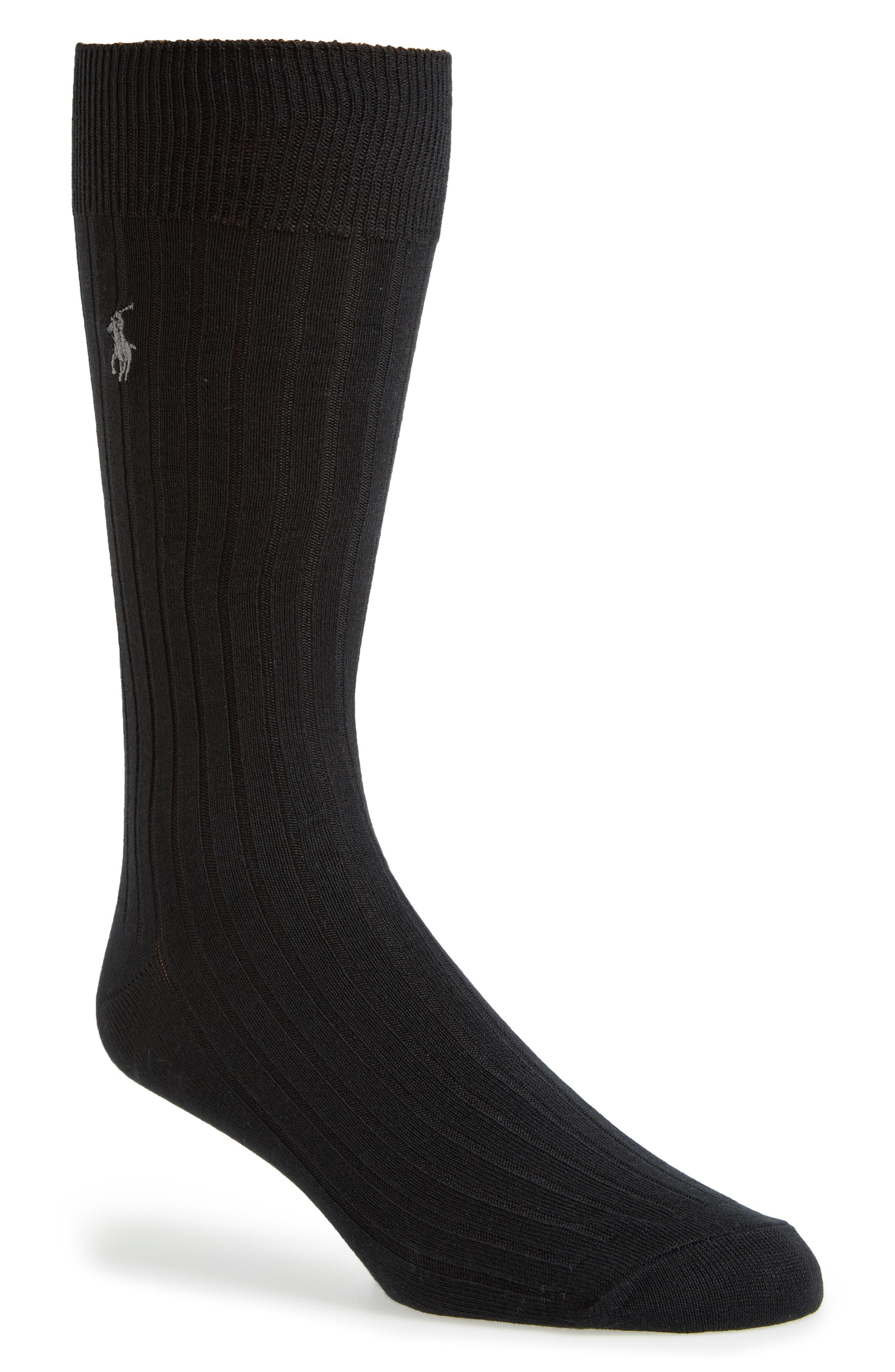 Polo Ralph Lauren Ribbed Socks