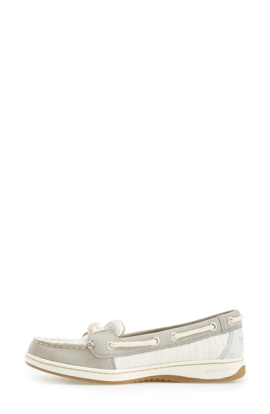 Alternate Image 6  - Sperry 'Cherubfish - Mariner Stripe' Boat Shoe (Women)