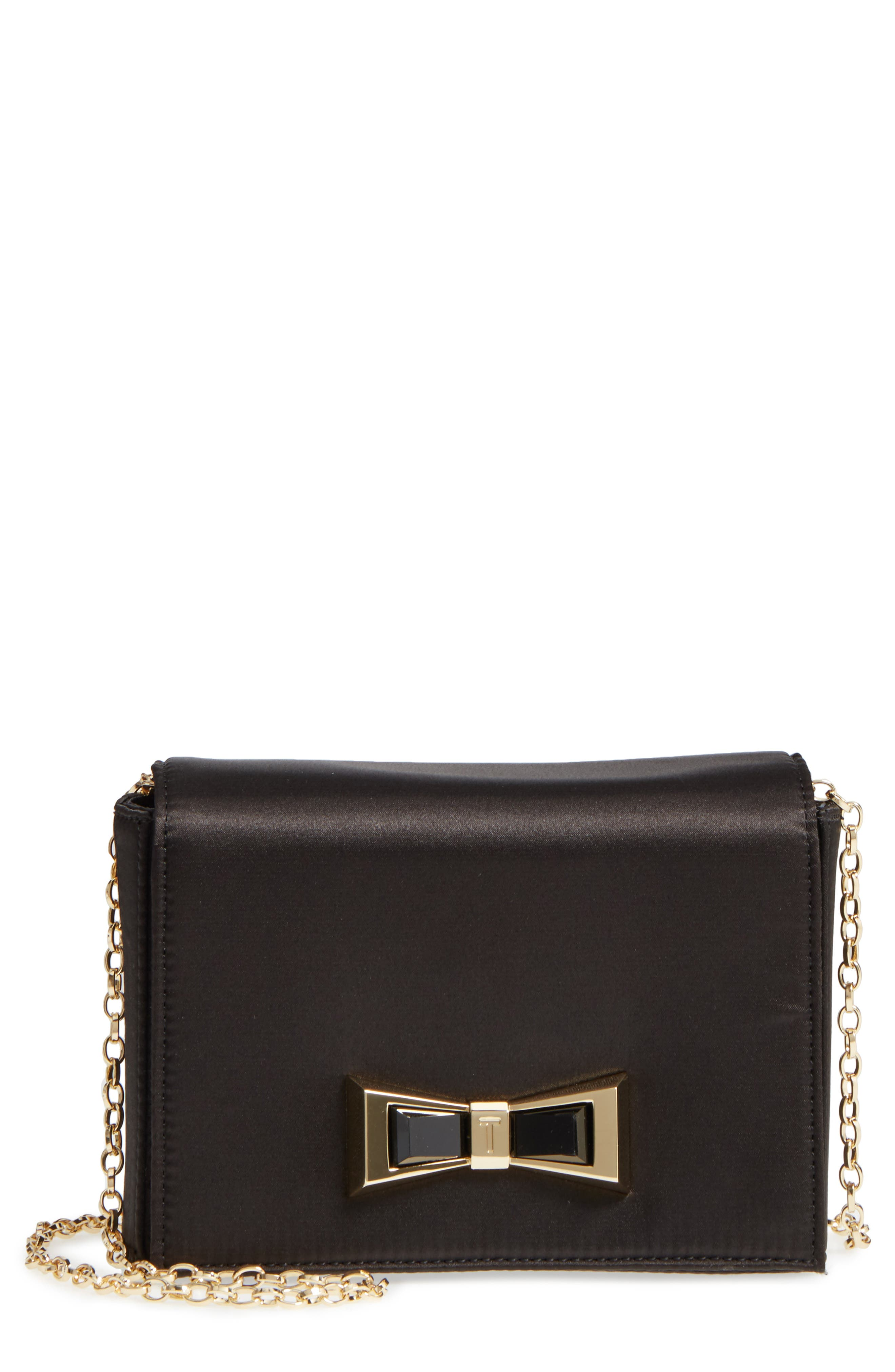 Ted Baker London Maxine Satin Clutch