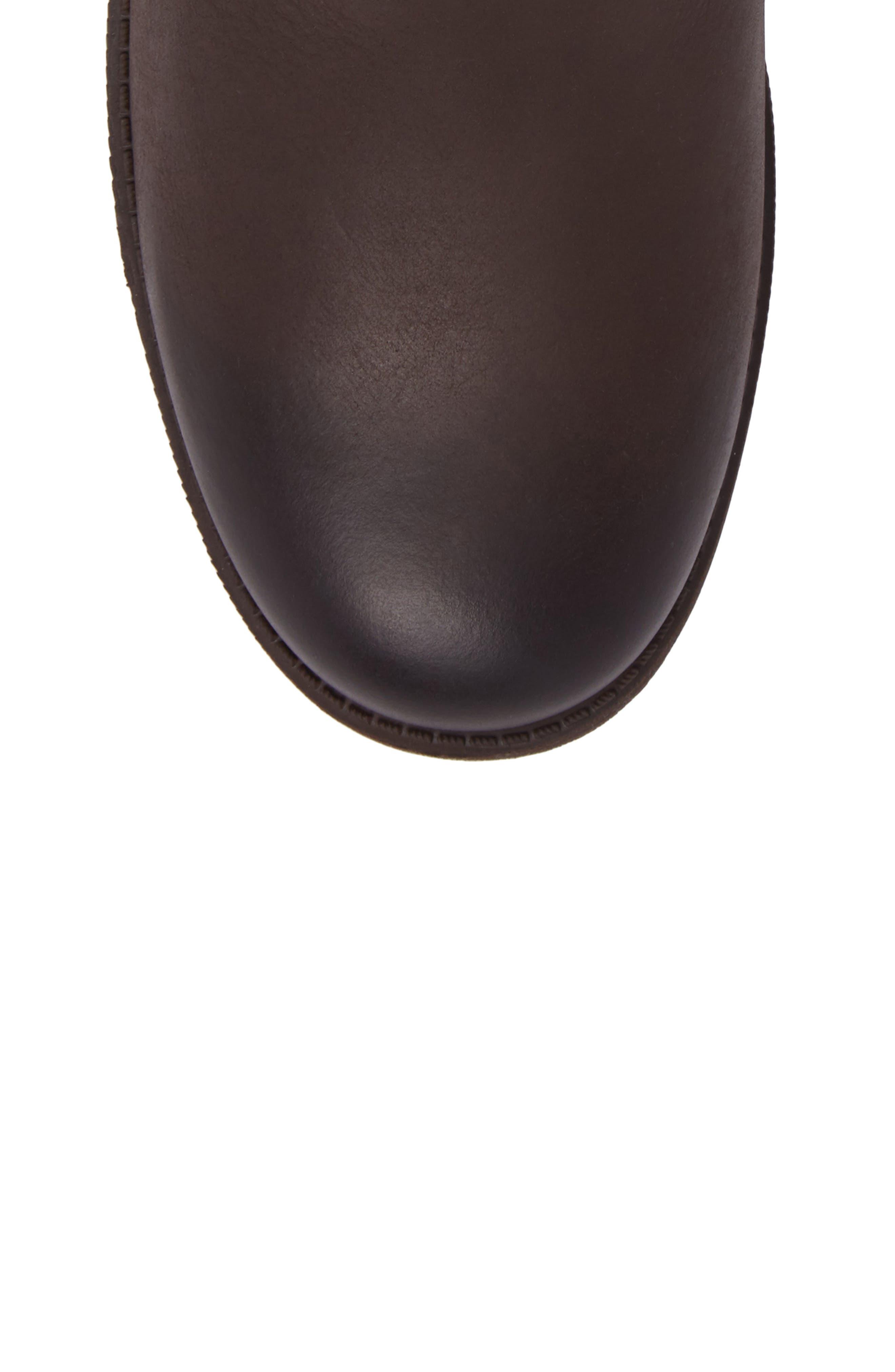 Alternate Image 5  - UGG® Bruckner Water Resistant Slouch Boot (Women)
