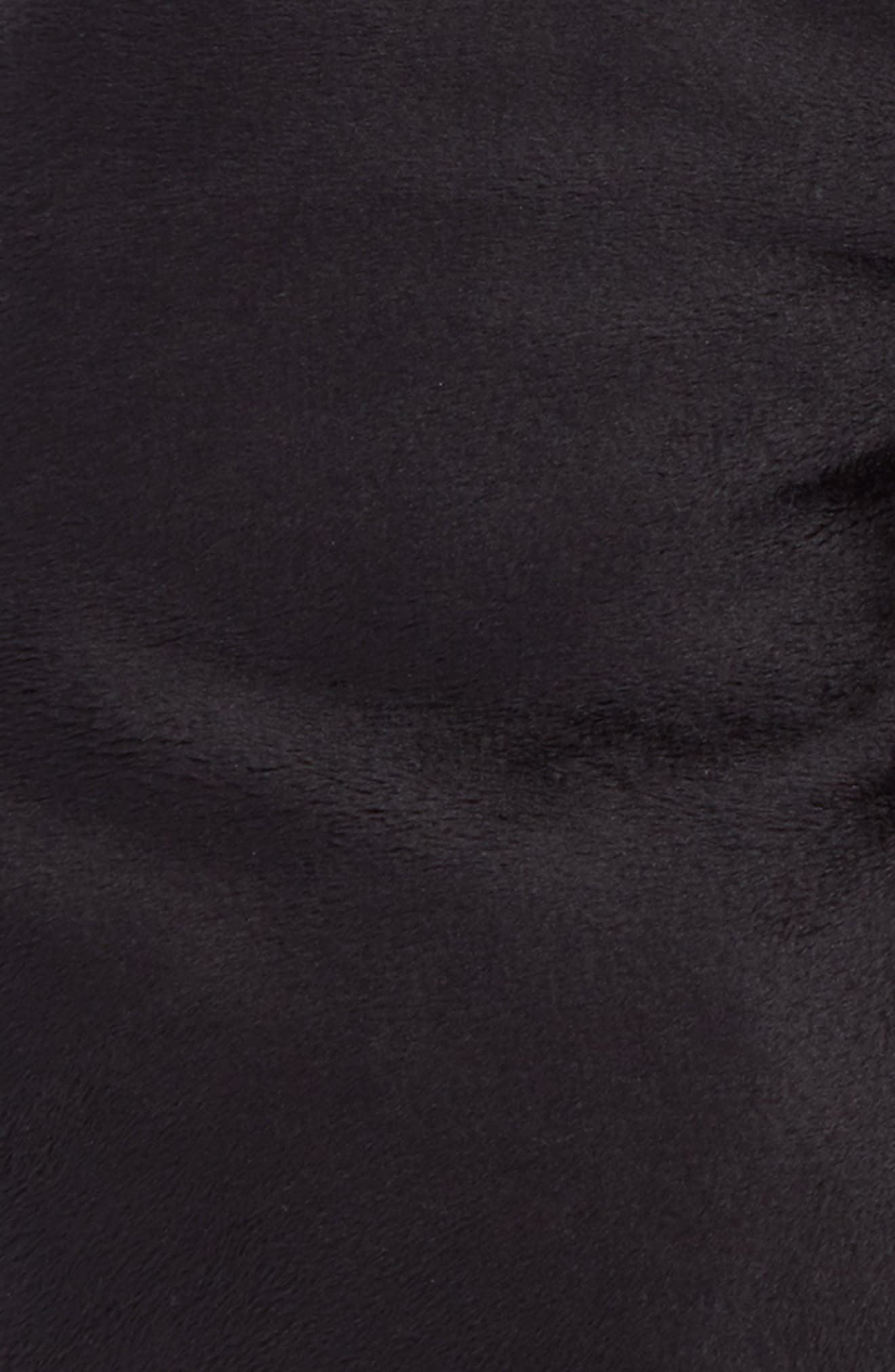 Alternate Image 2  - Sonoma Lavender Solid Black Neck Pillow