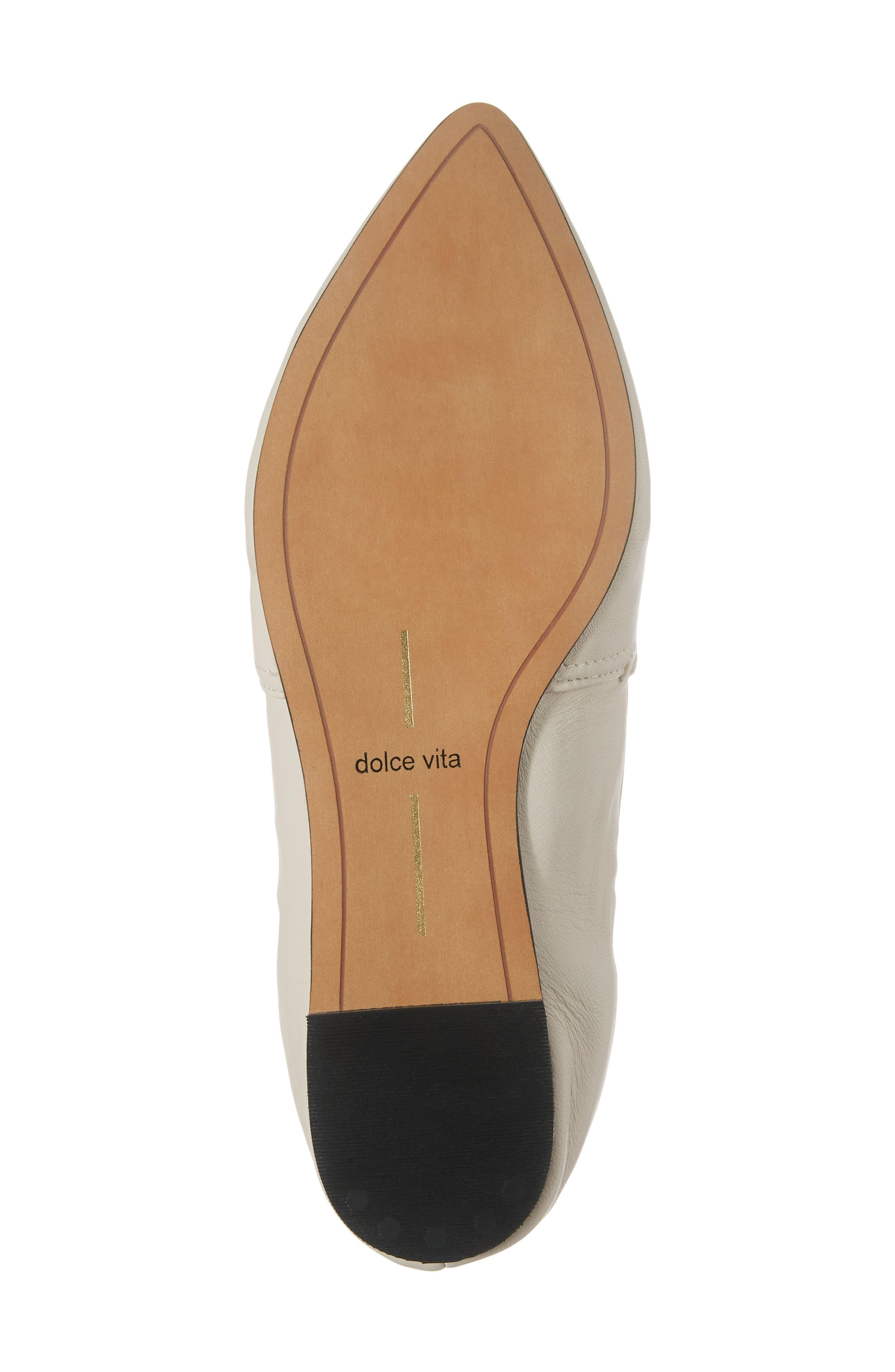 Hamond Loafer,                             Alternate thumbnail 6, color,                             Ivory Leather