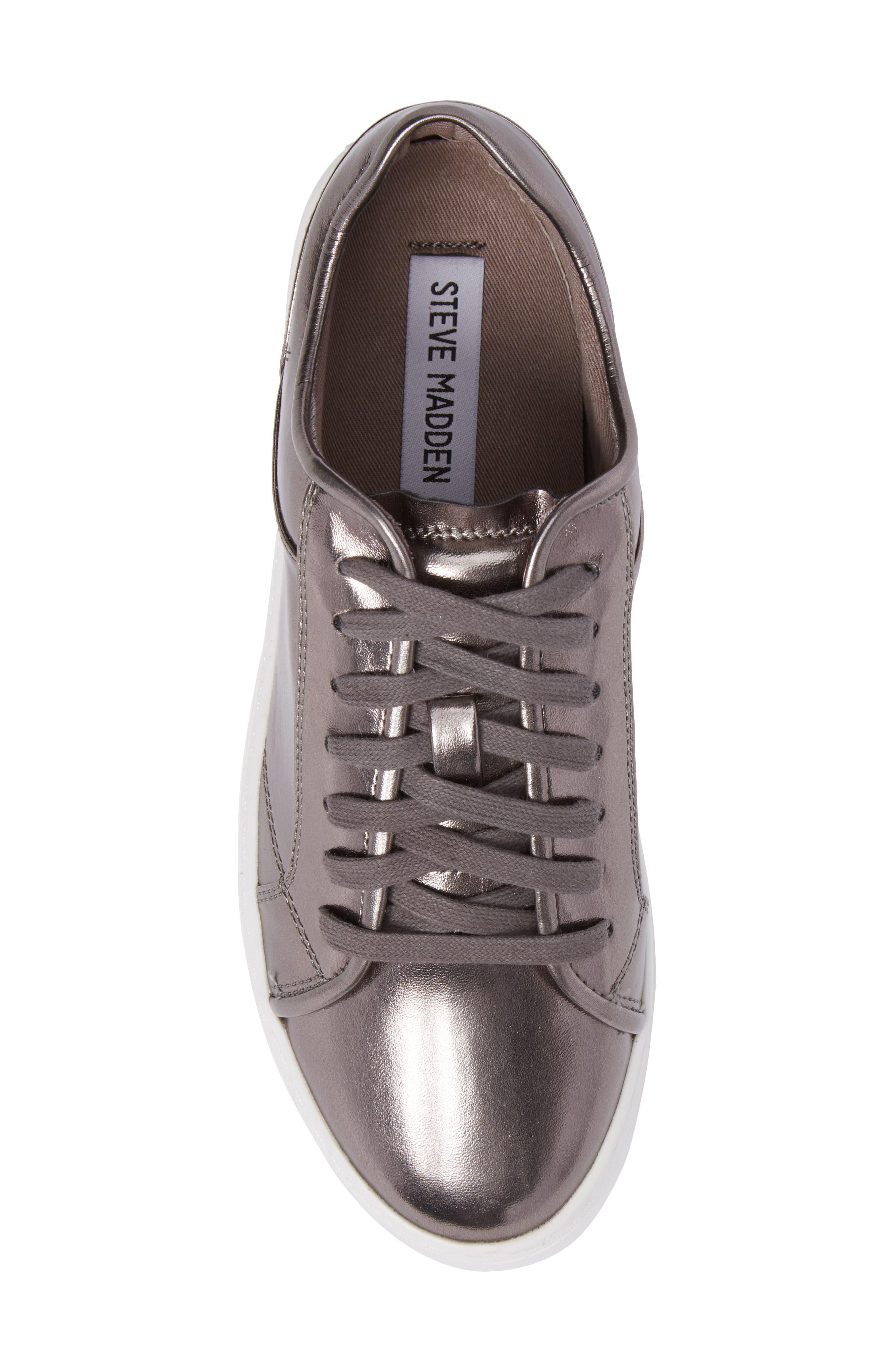 Alternate Image 5  - Steve Madden Kickstart Platform Sneaker (Women)