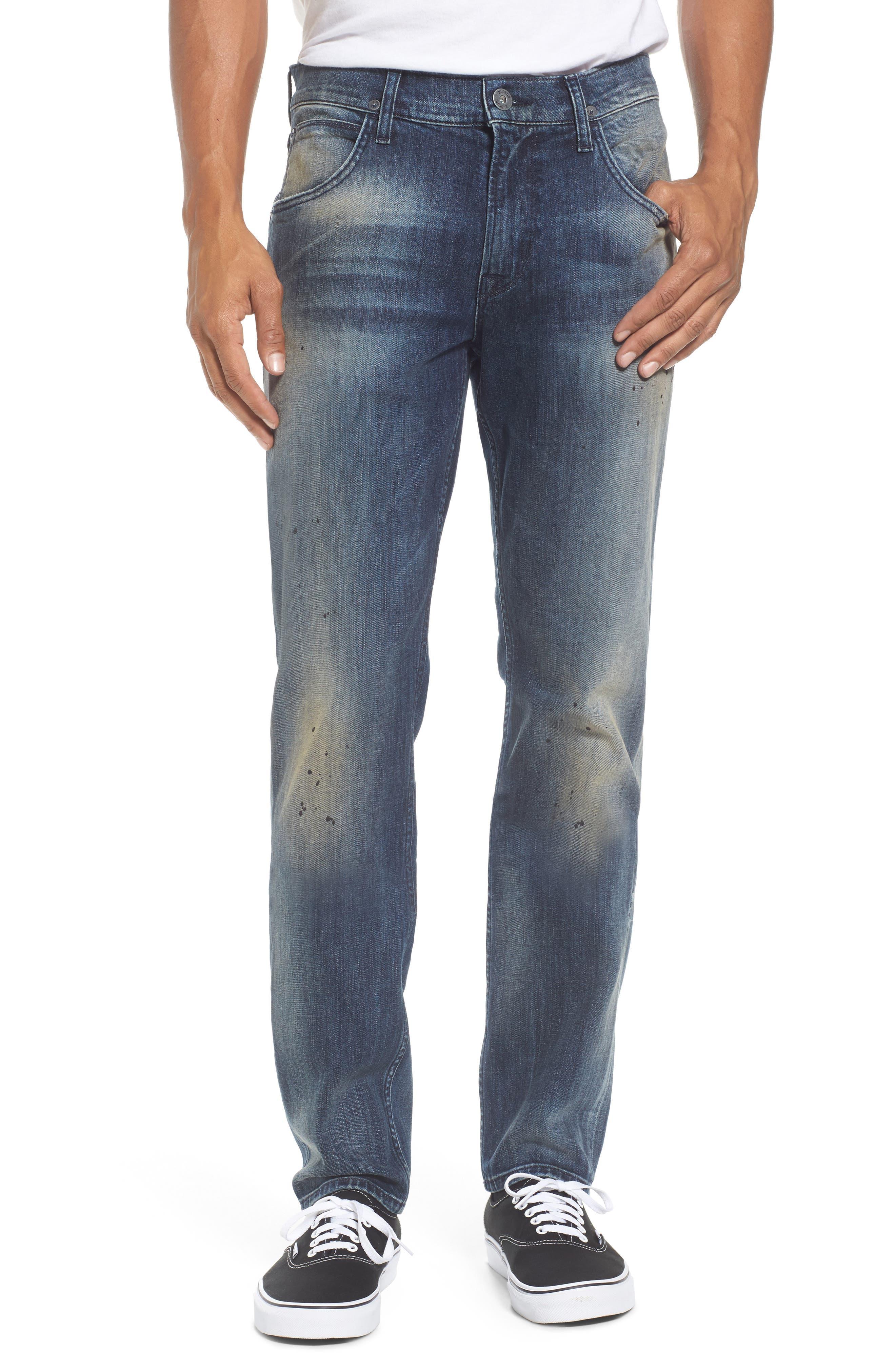 Main Image - Hudson Jeans Blake Slim Fit Jeans (Babylon)