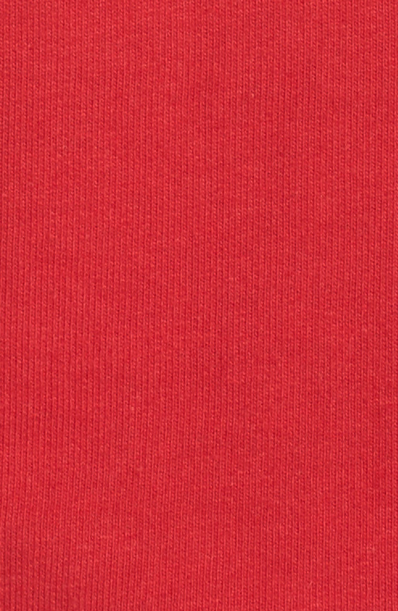 Alternate Image 5  - Kappa Authentic Crop Sweatshirt