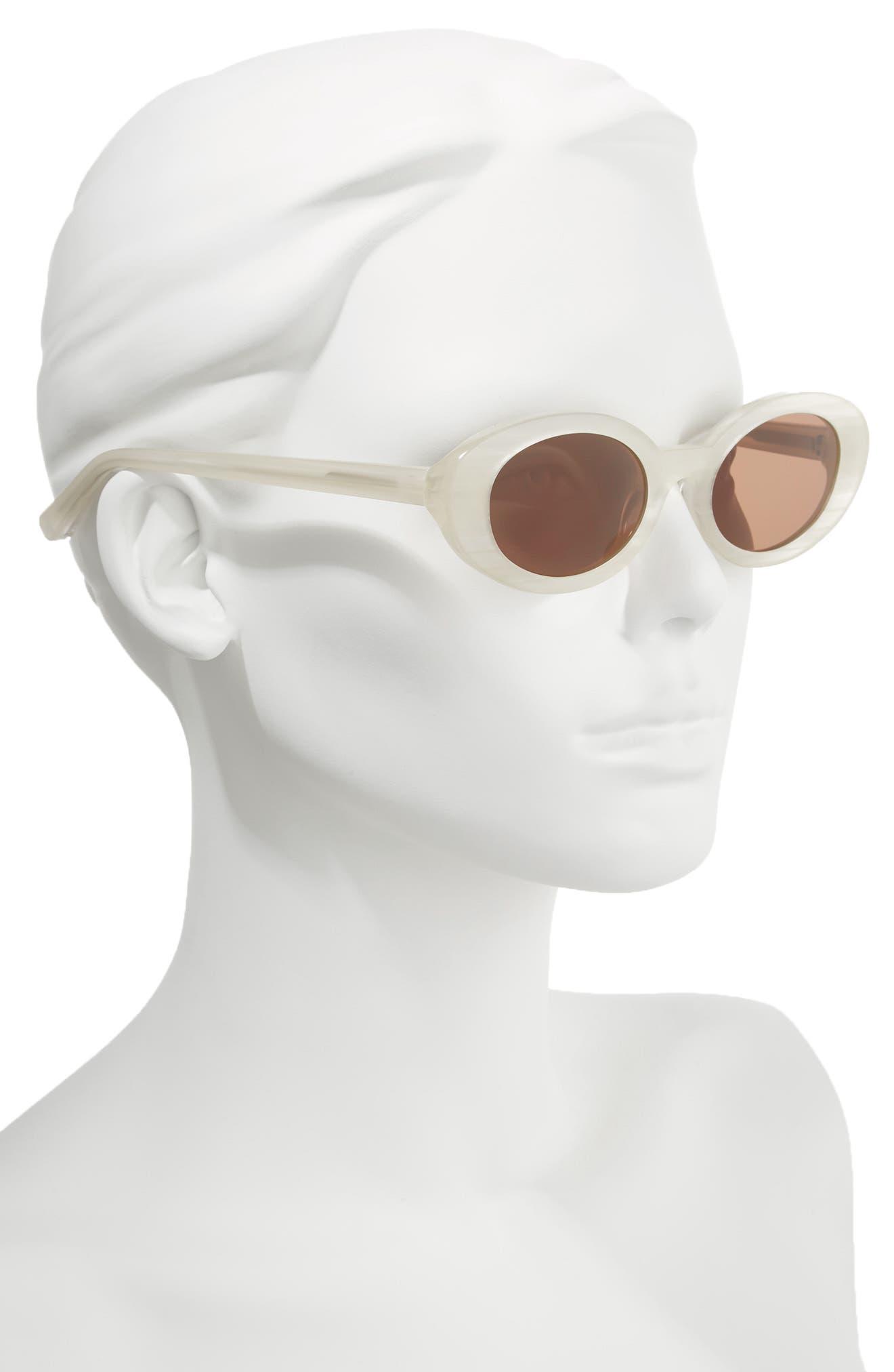 Alternate Image 3  - Elizabeth and James McKinely 51mm Oval Sunglasses