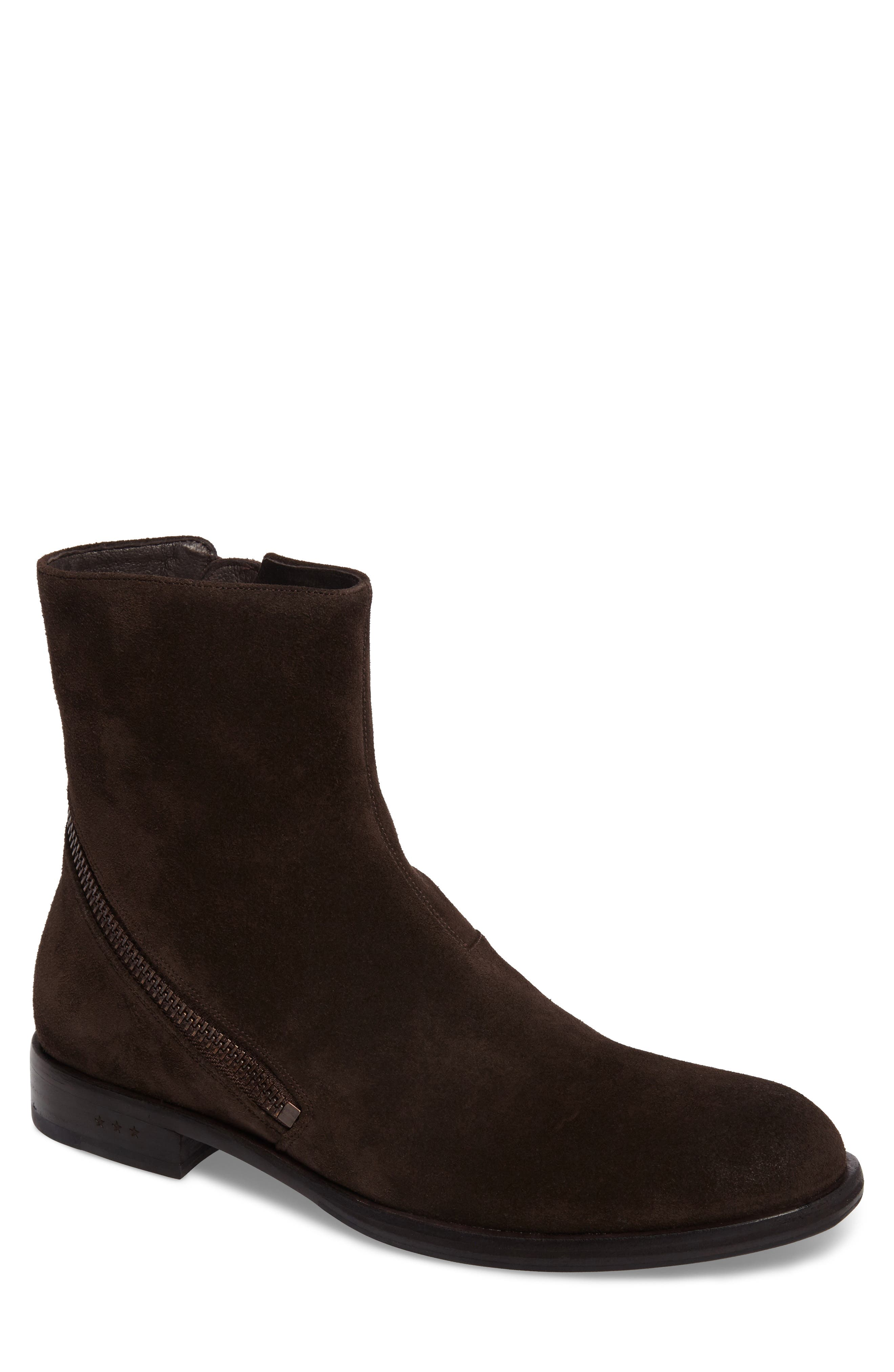 Alternate Image 1 Selected - John Varvatos Star USA Waverly Zip Boot (Men)