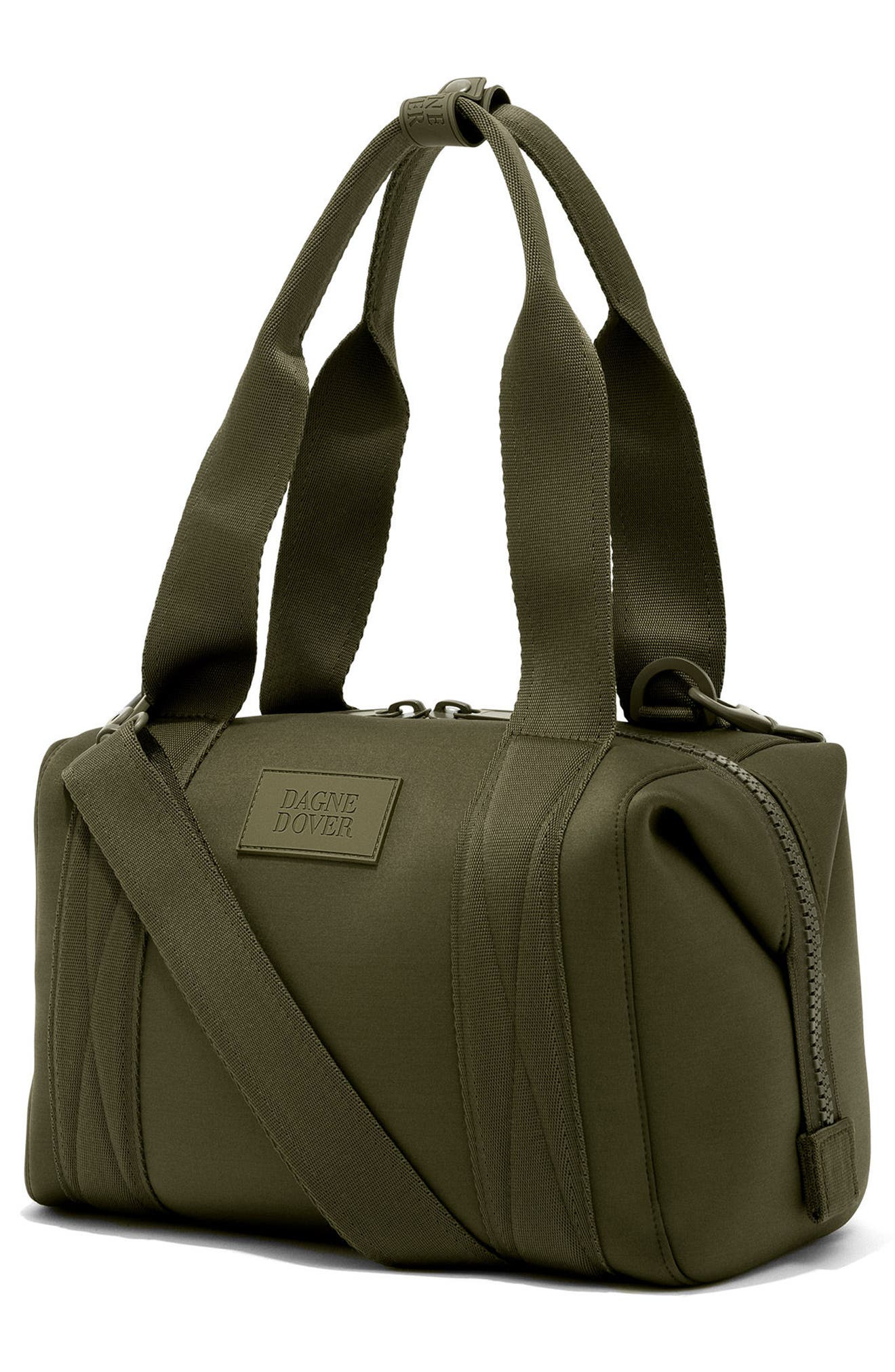Alternate Image 4  - Dagne Dover Small 365 Landon Neoprene Duffel Bag