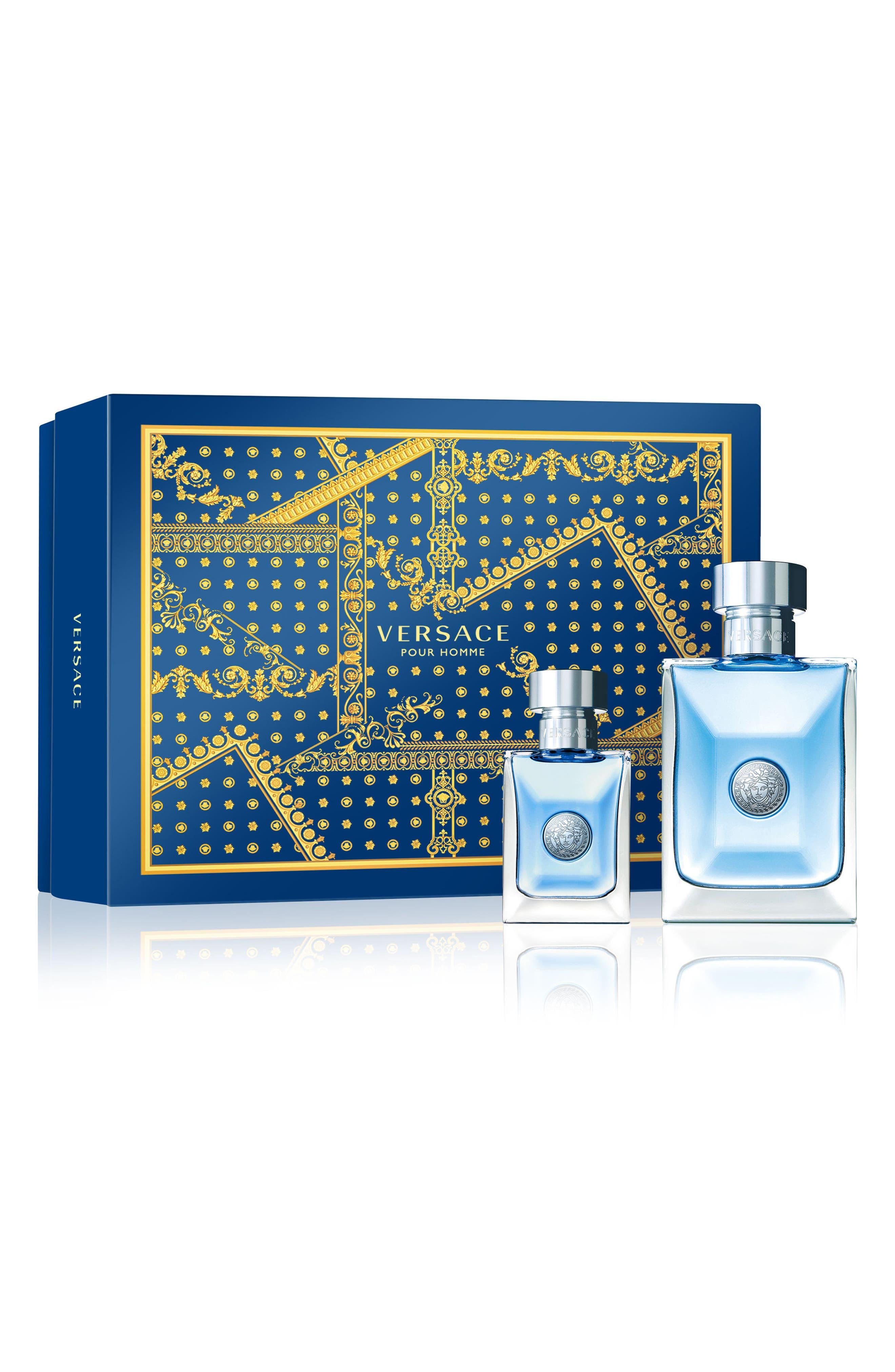 Alternate Image 1 Selected - Versace pour Homme Eau de Toilette Spray ($133 Value)