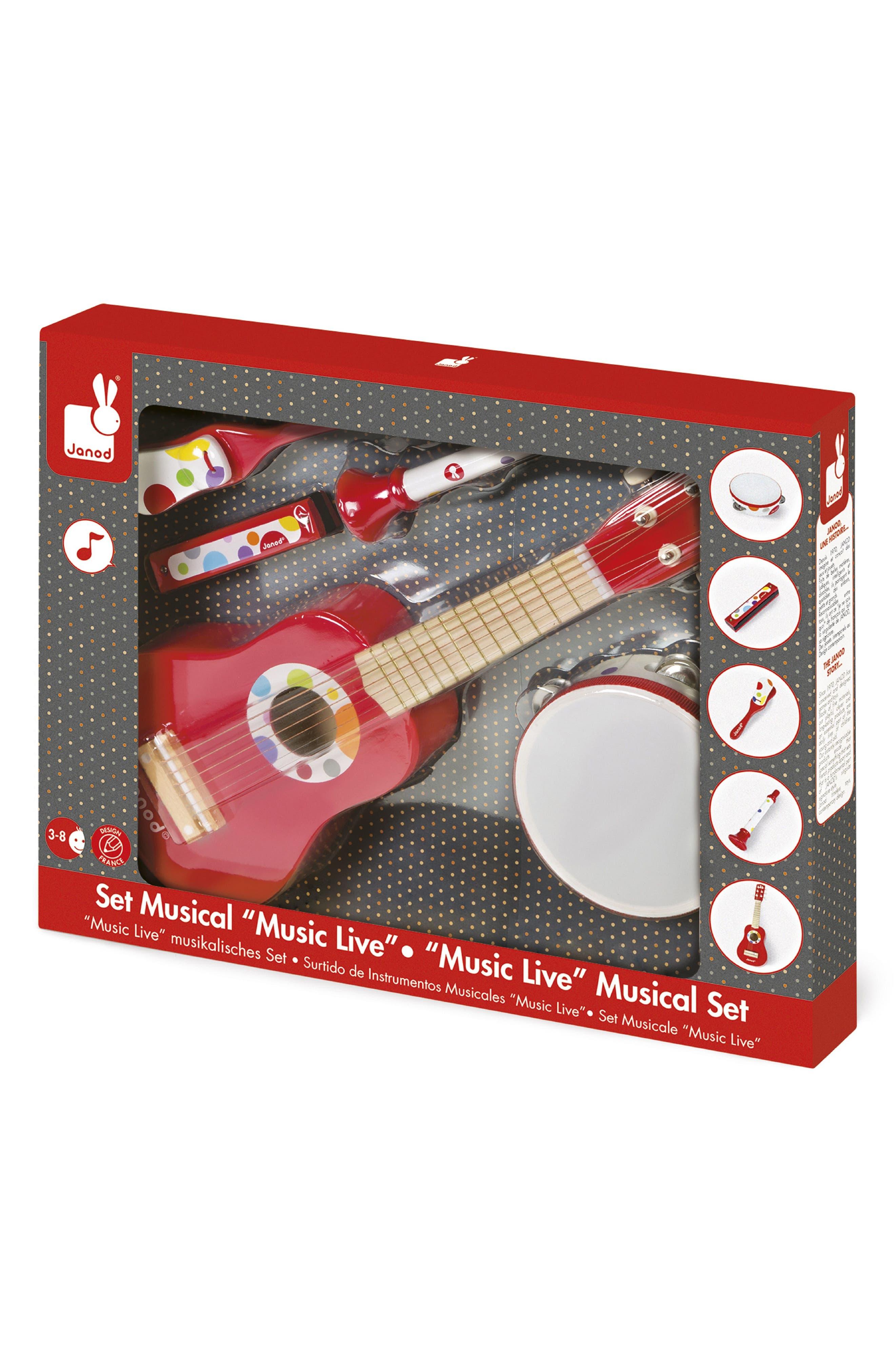 Music Instrument Set,                             Alternate thumbnail 2, color,                             Multi