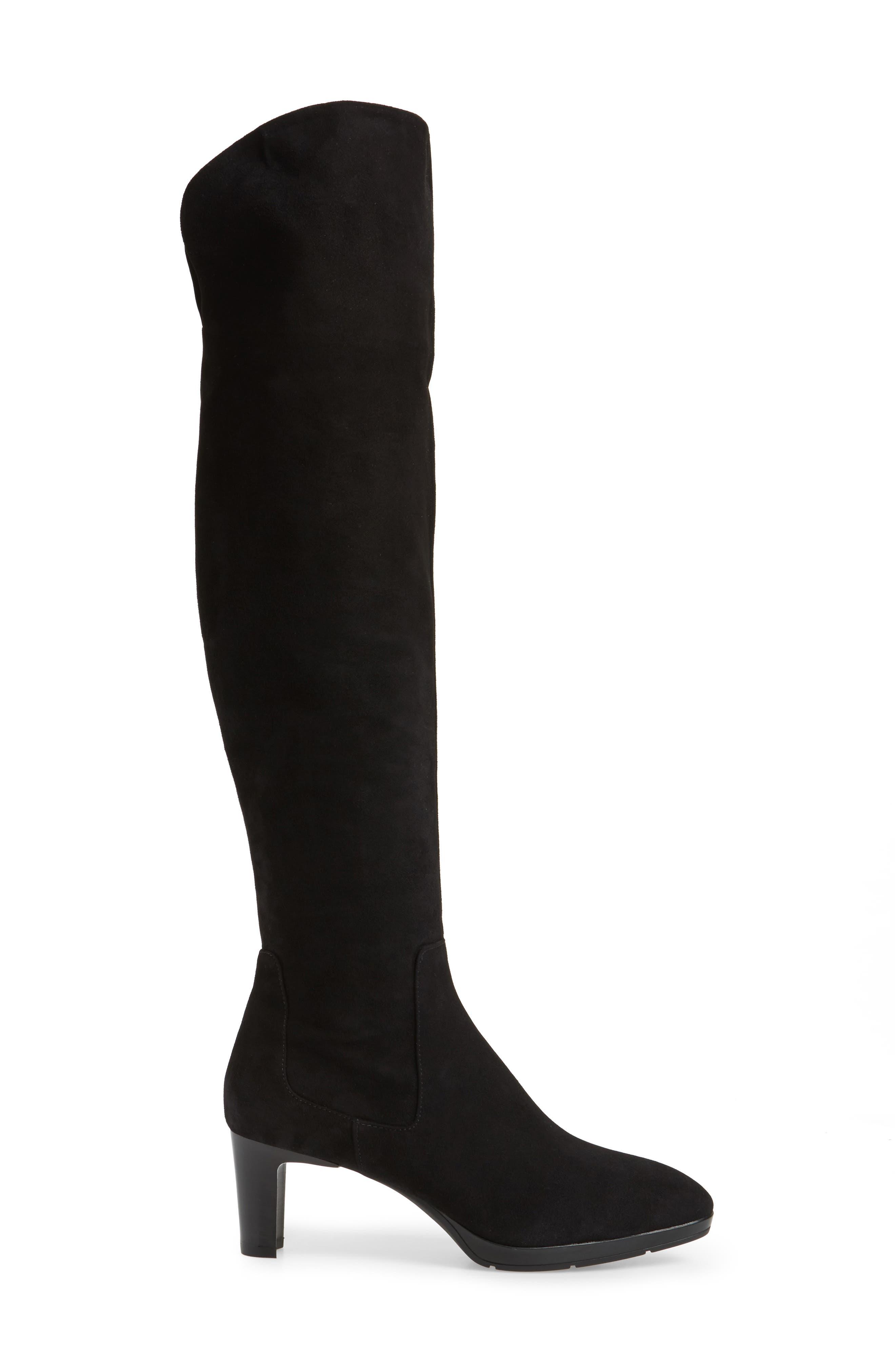 Alternate Image 3  - Aquatalia Danika Weatherproof Over-the-Knee Boot (Women)