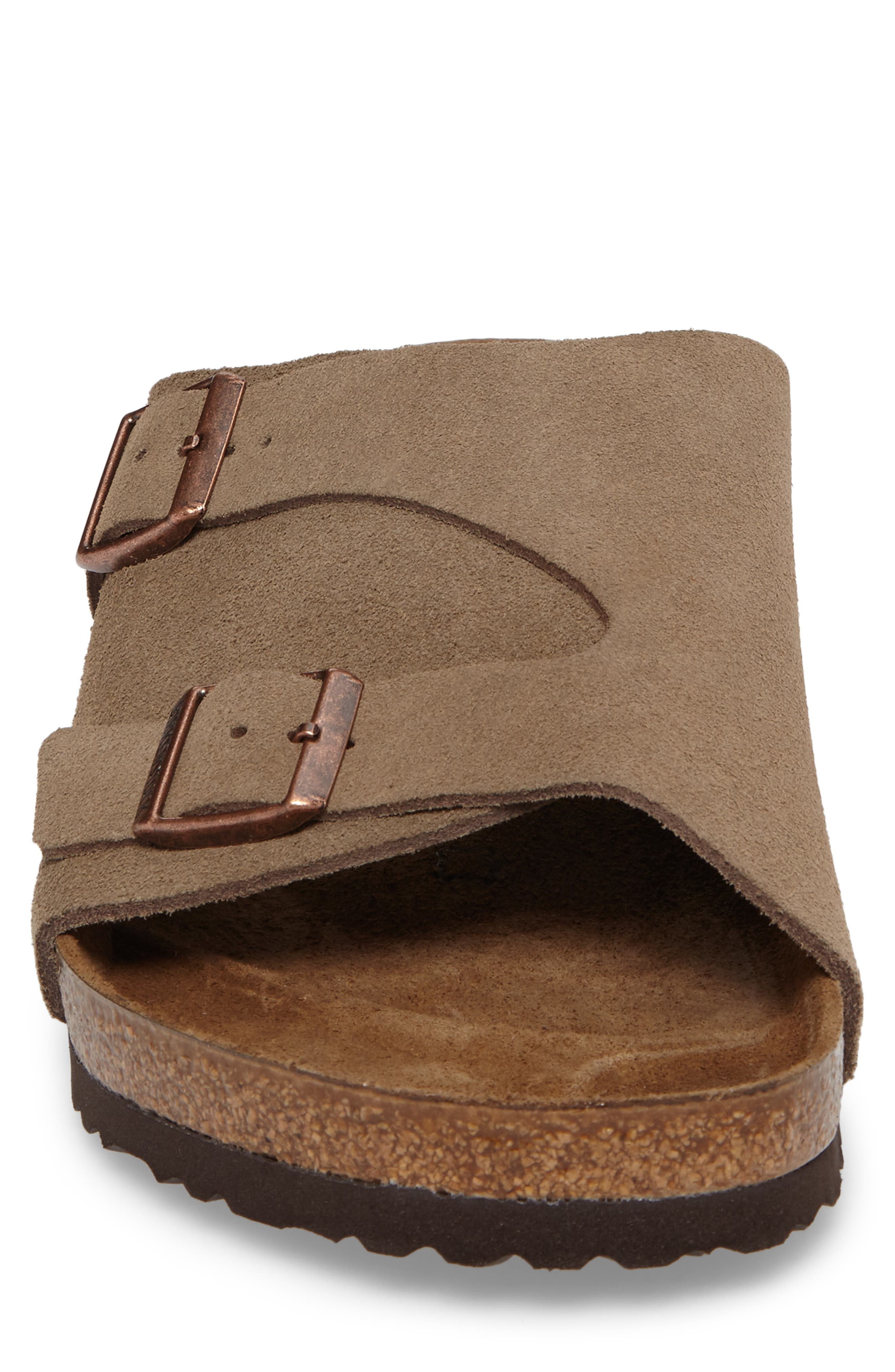 Alternate Image 4  - Birkenstock Zurich Slide Sandal (Men)