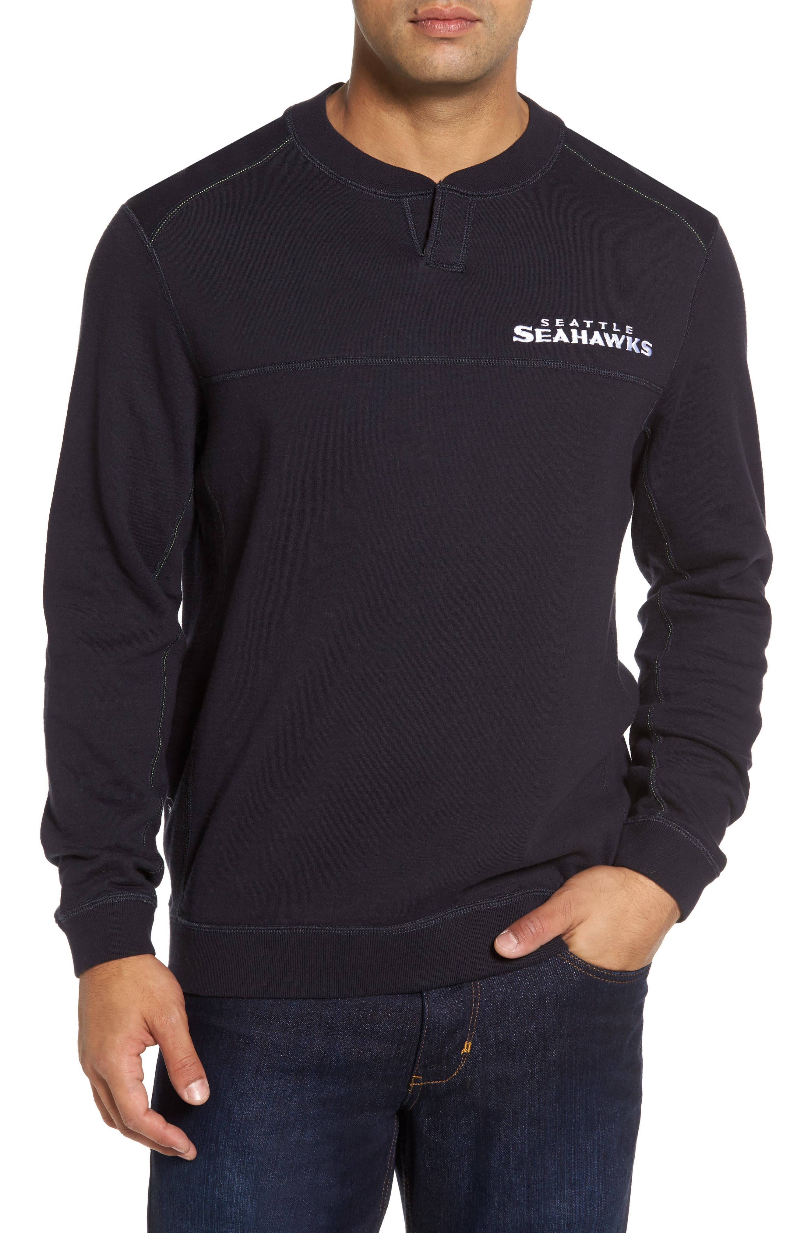 Tommy Bahama NFL Flipside Abaco Reversible Pullover