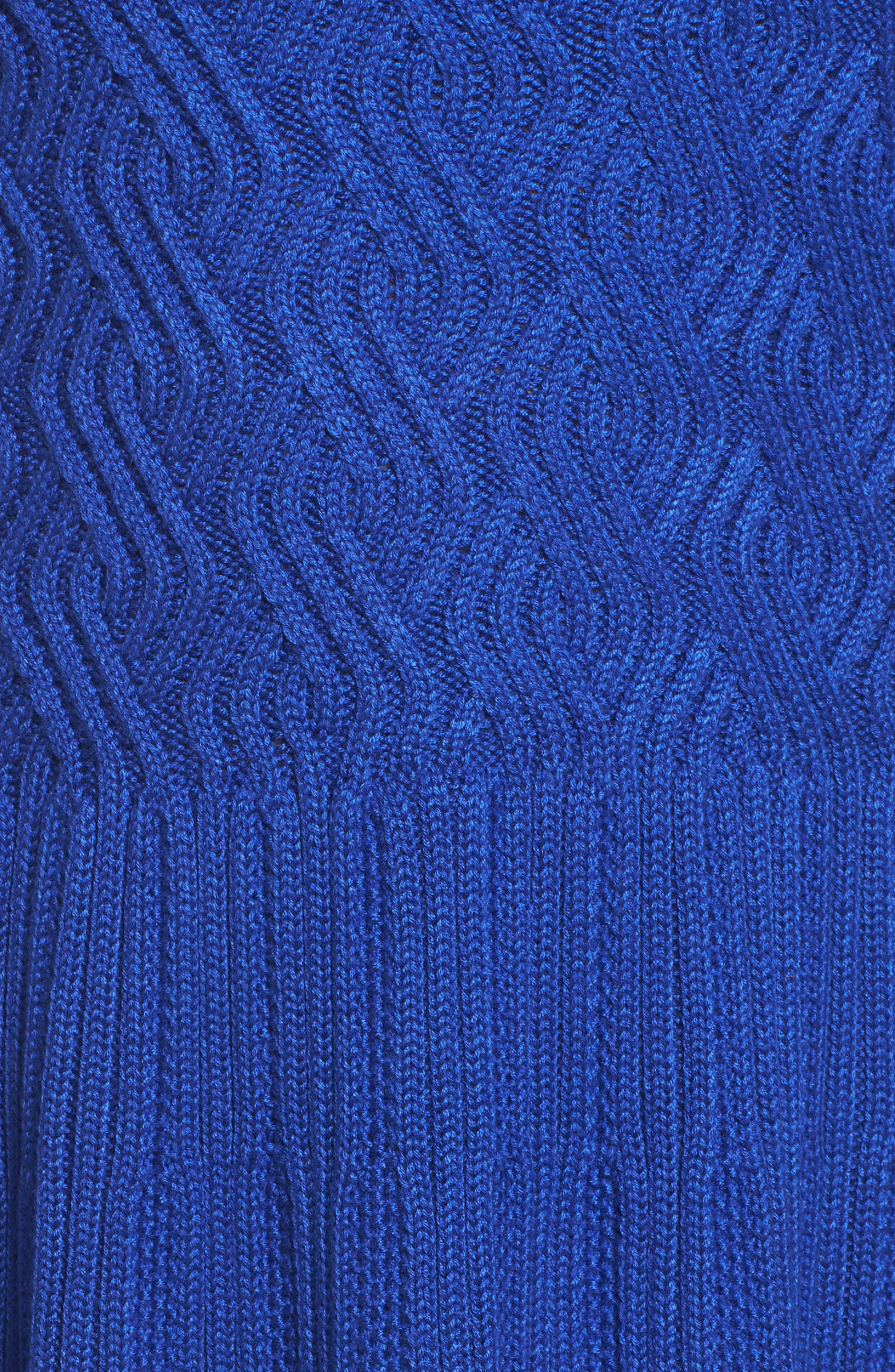 Alternate Image 5  - Eliza J Cowl Neck Sweater Dress