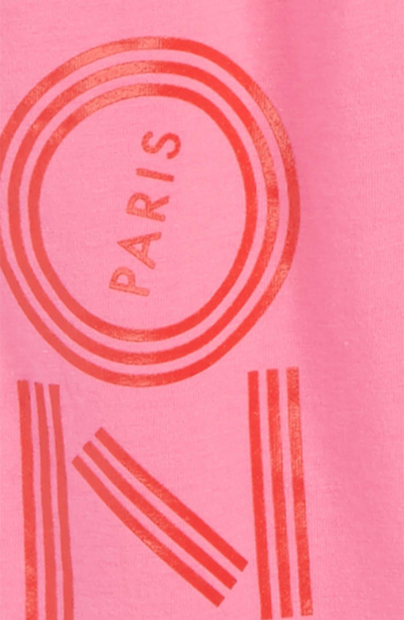 Logo Leggings,                             Alternate thumbnail 2, color,                             Old Pink