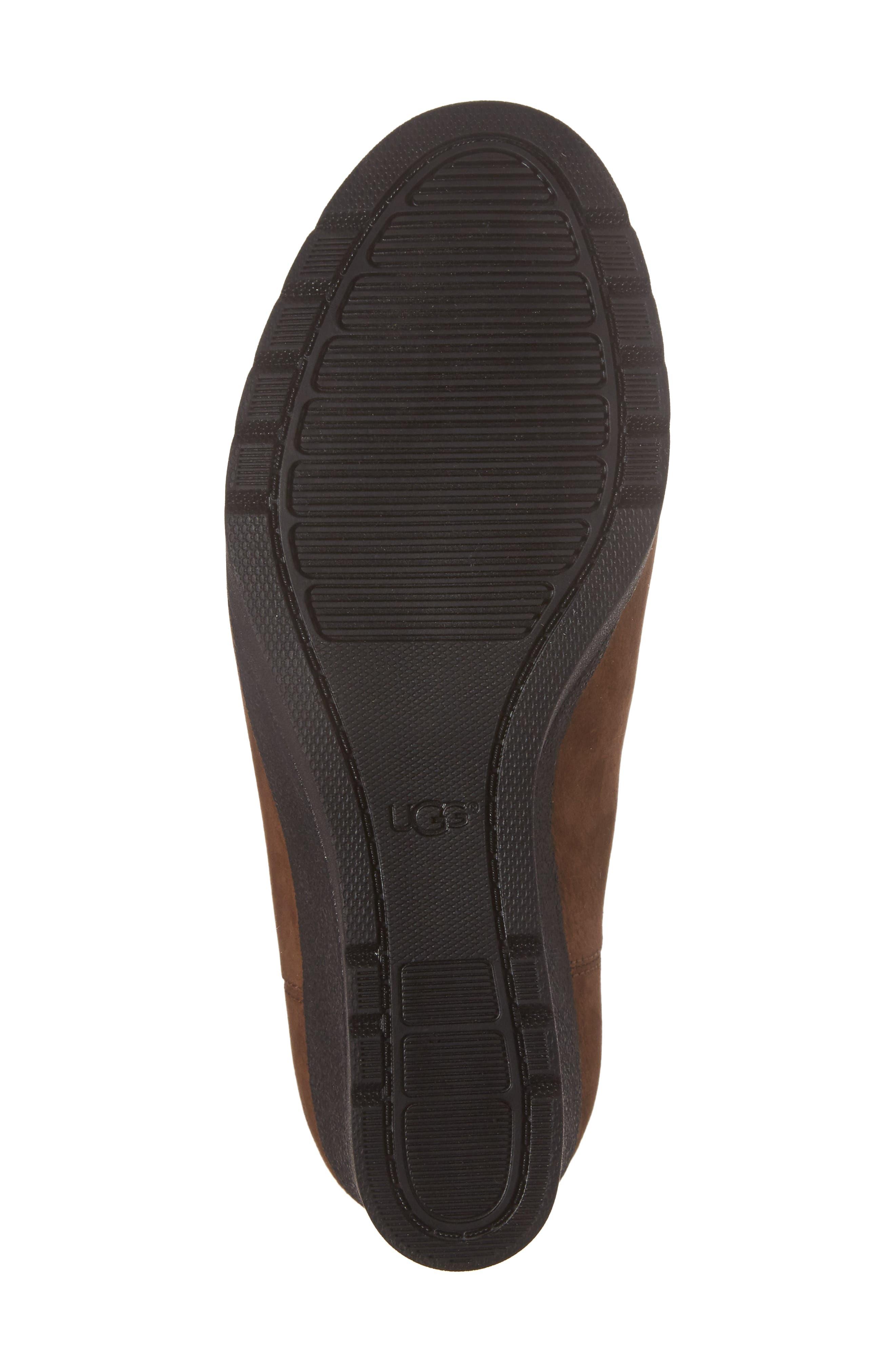 Alternate Image 6  - UGG® Waterproof Insulated Wedge Boot (Women)