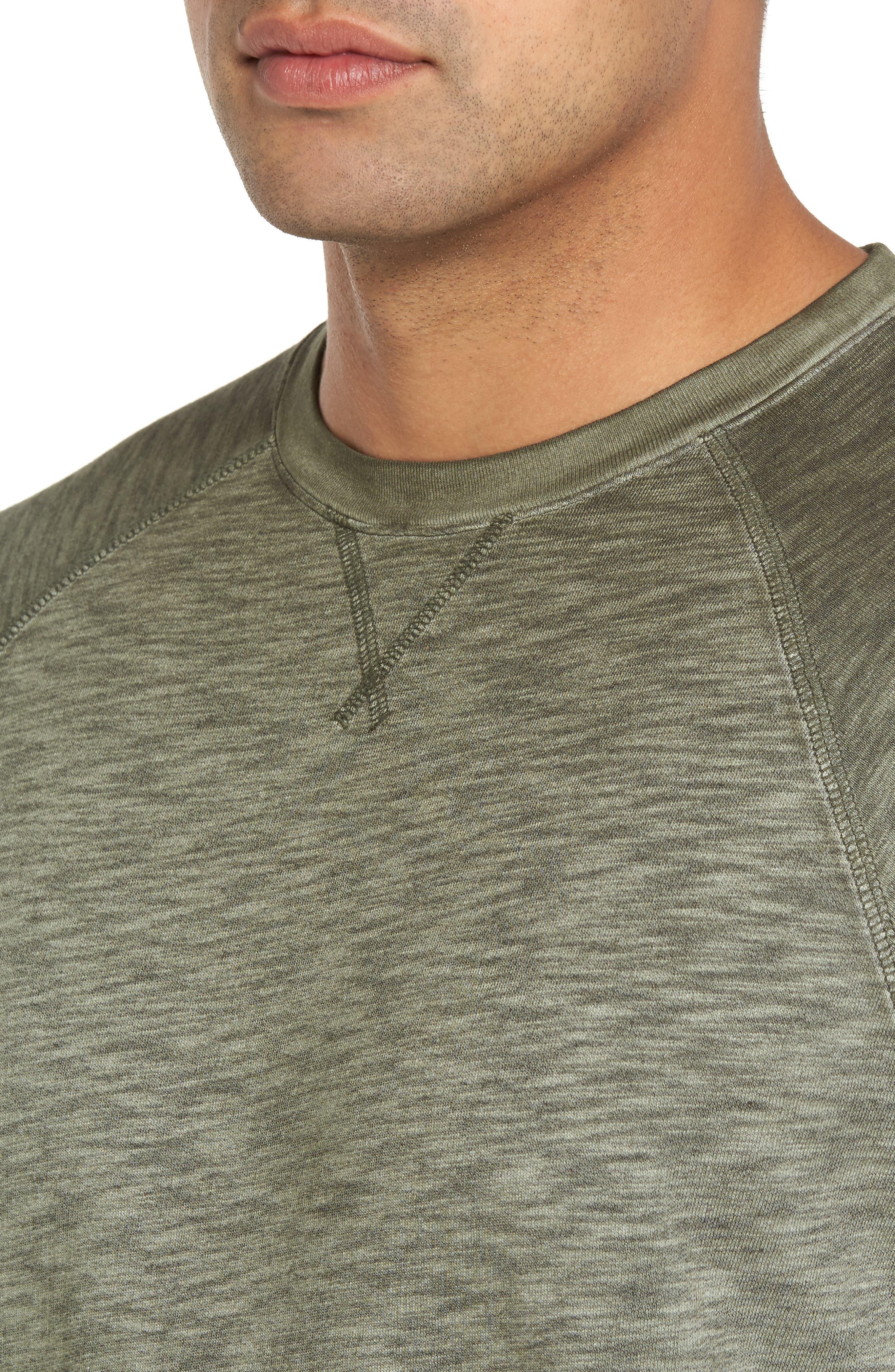 Alternate Image 4  - Tommy Bahama 'Santiago' Ombré Crewneck Sweatshirt