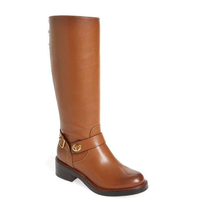 Main Image - COACH Sutton Riding Boot (Women)