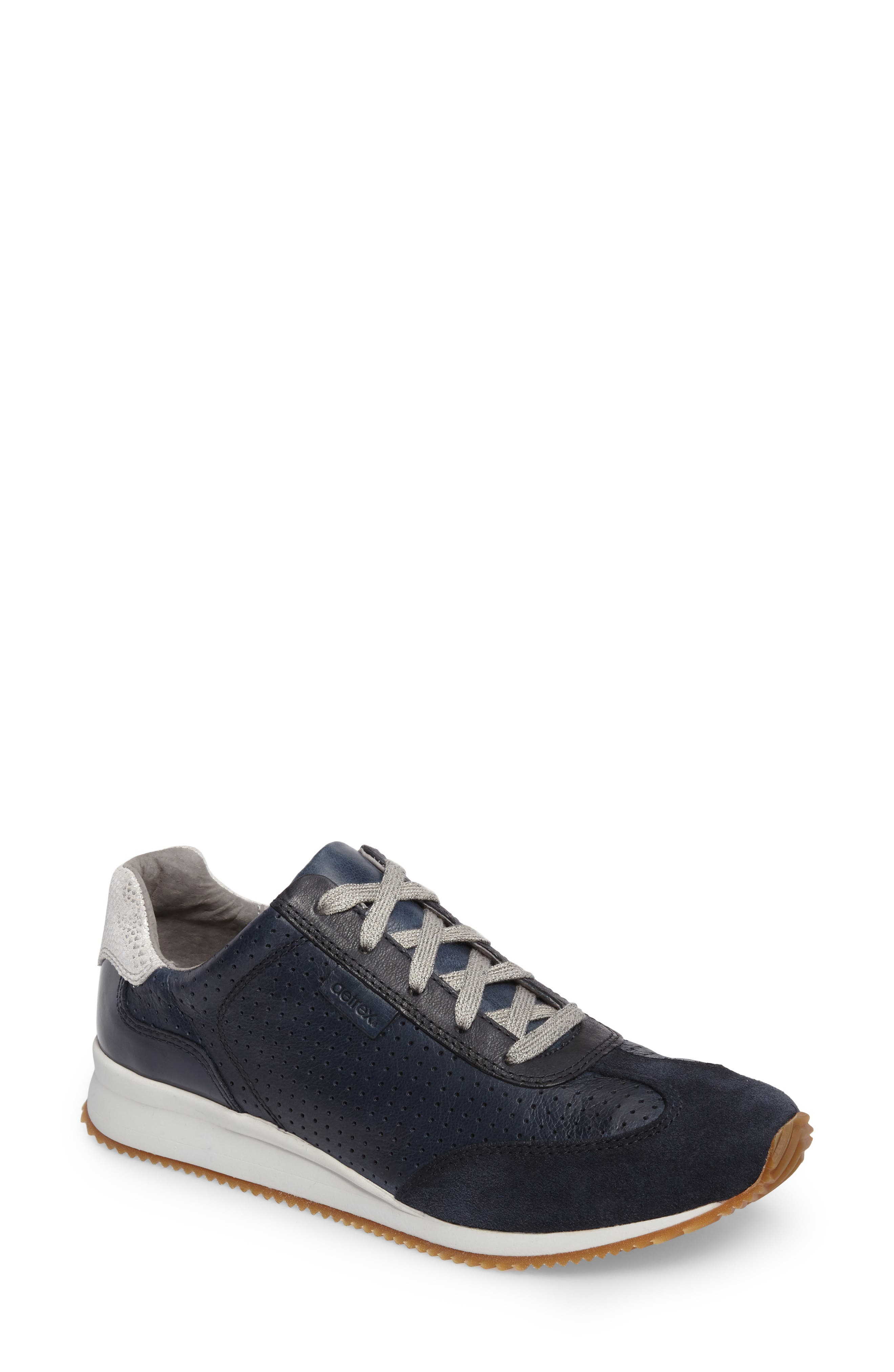 Alternate Image 1 Selected - Aetrex Nadia Sneaker (Women)