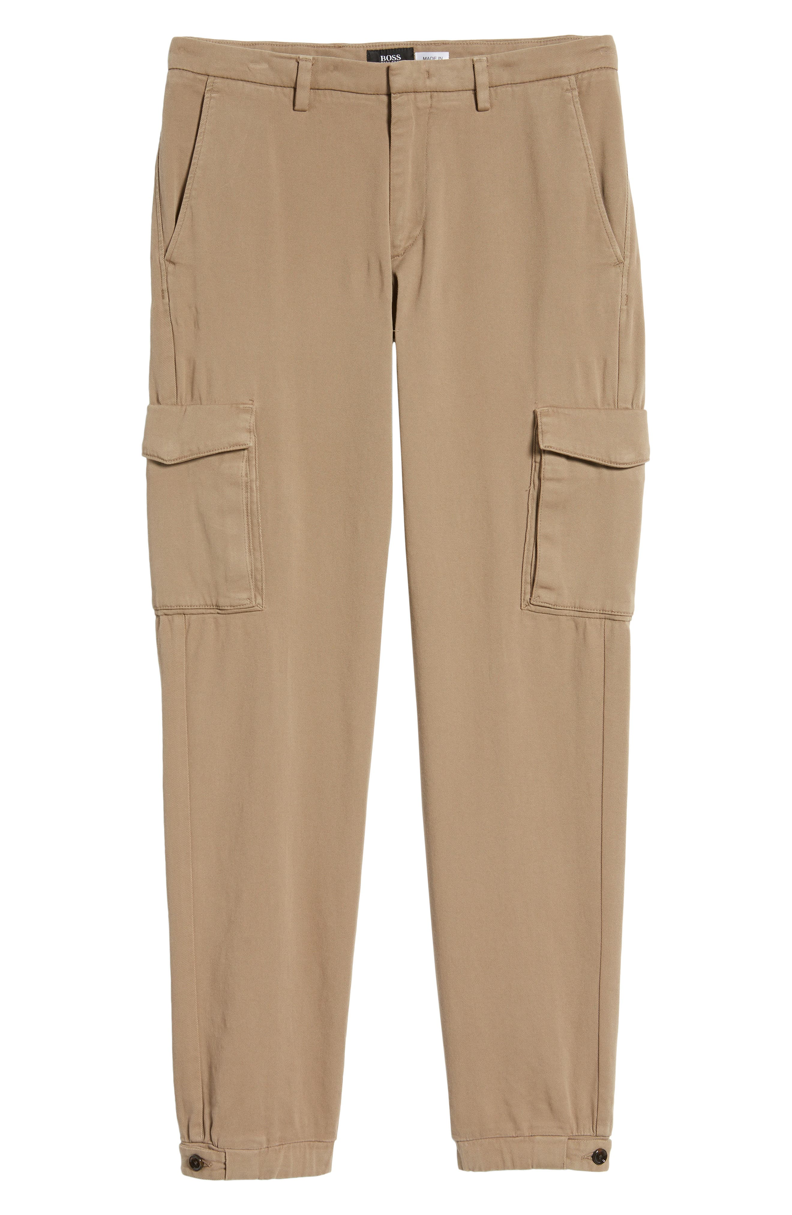Kaigo Slim Jogger Pants,                             Alternate thumbnail 6, color,                             Khaki
