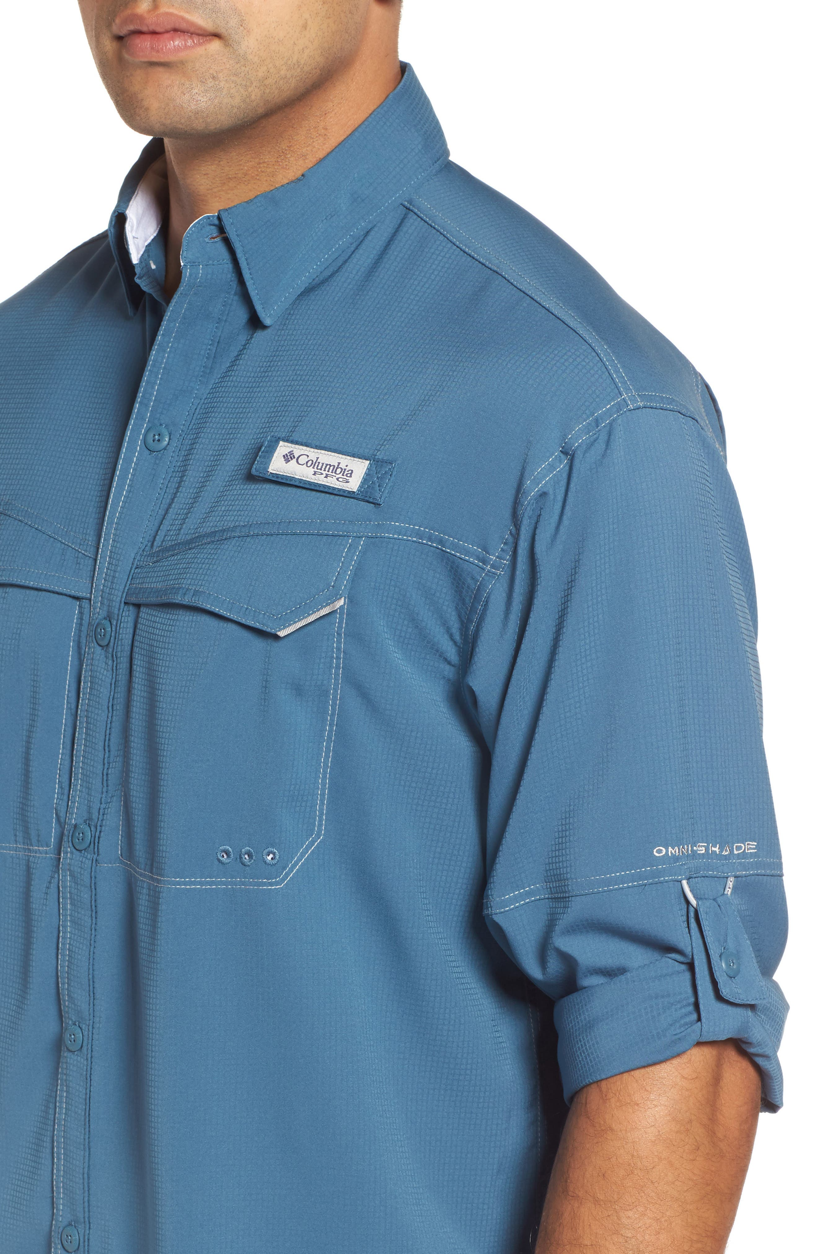 Alternate Image 4  - Columbia Low Drag Offshore Woven Shirt
