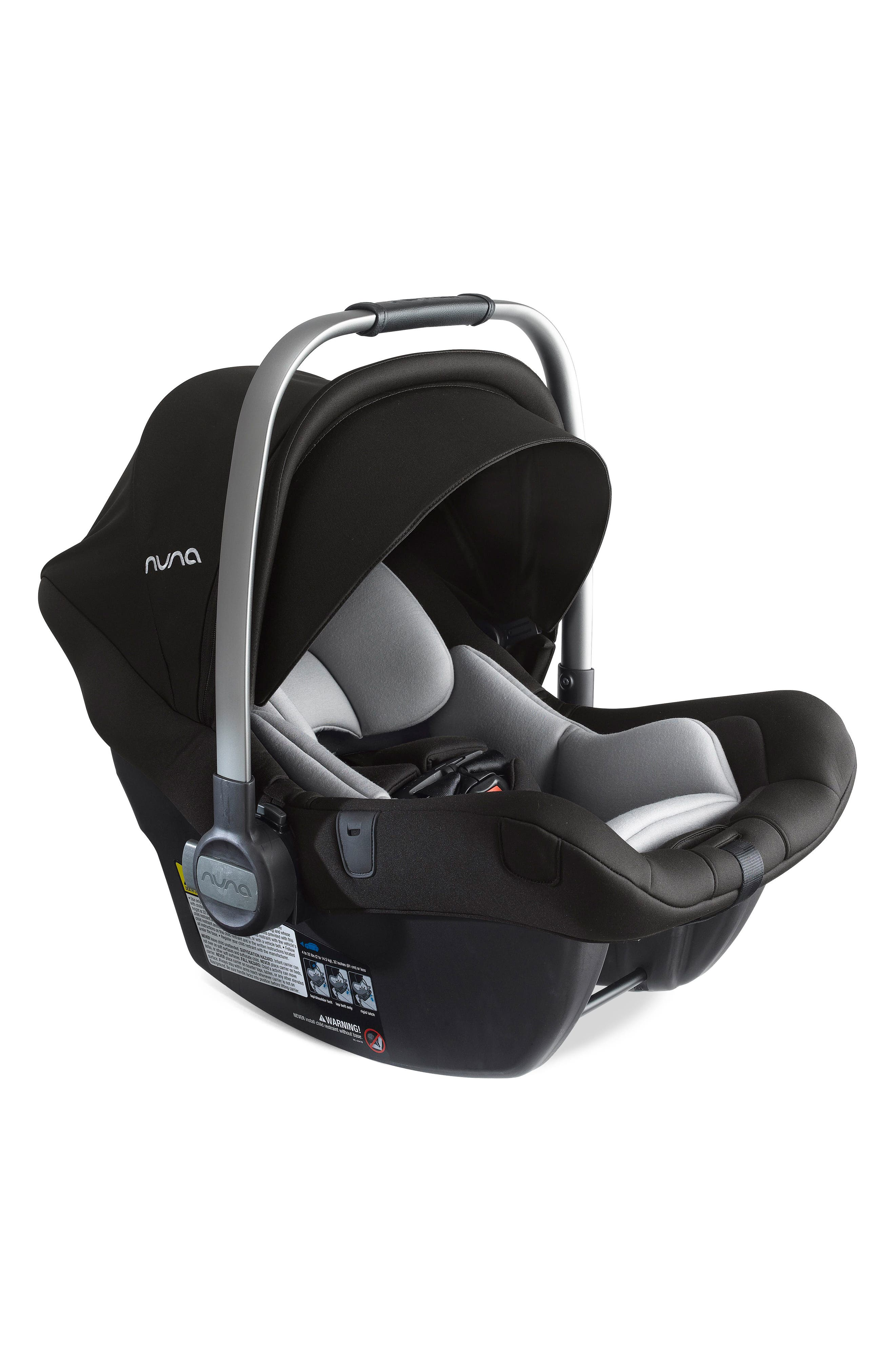 2017 PIPA<sup>™</sup> Lite LX Infant Car Seat & Base,                             Alternate thumbnail 2, color,                             Caviar