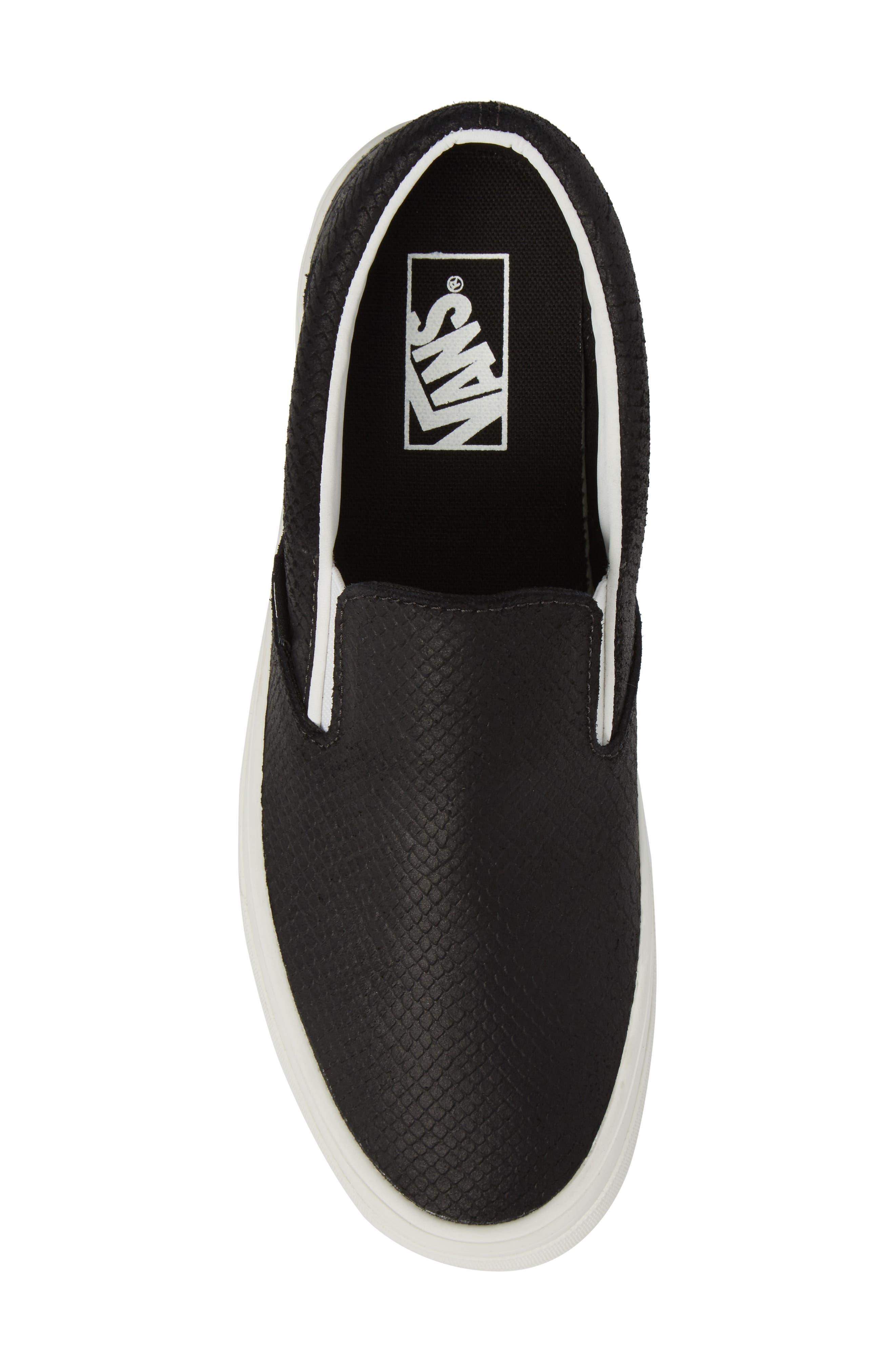 Alternate Image 4  - Vans 'Classic' Slip-On Sneaker (Men)