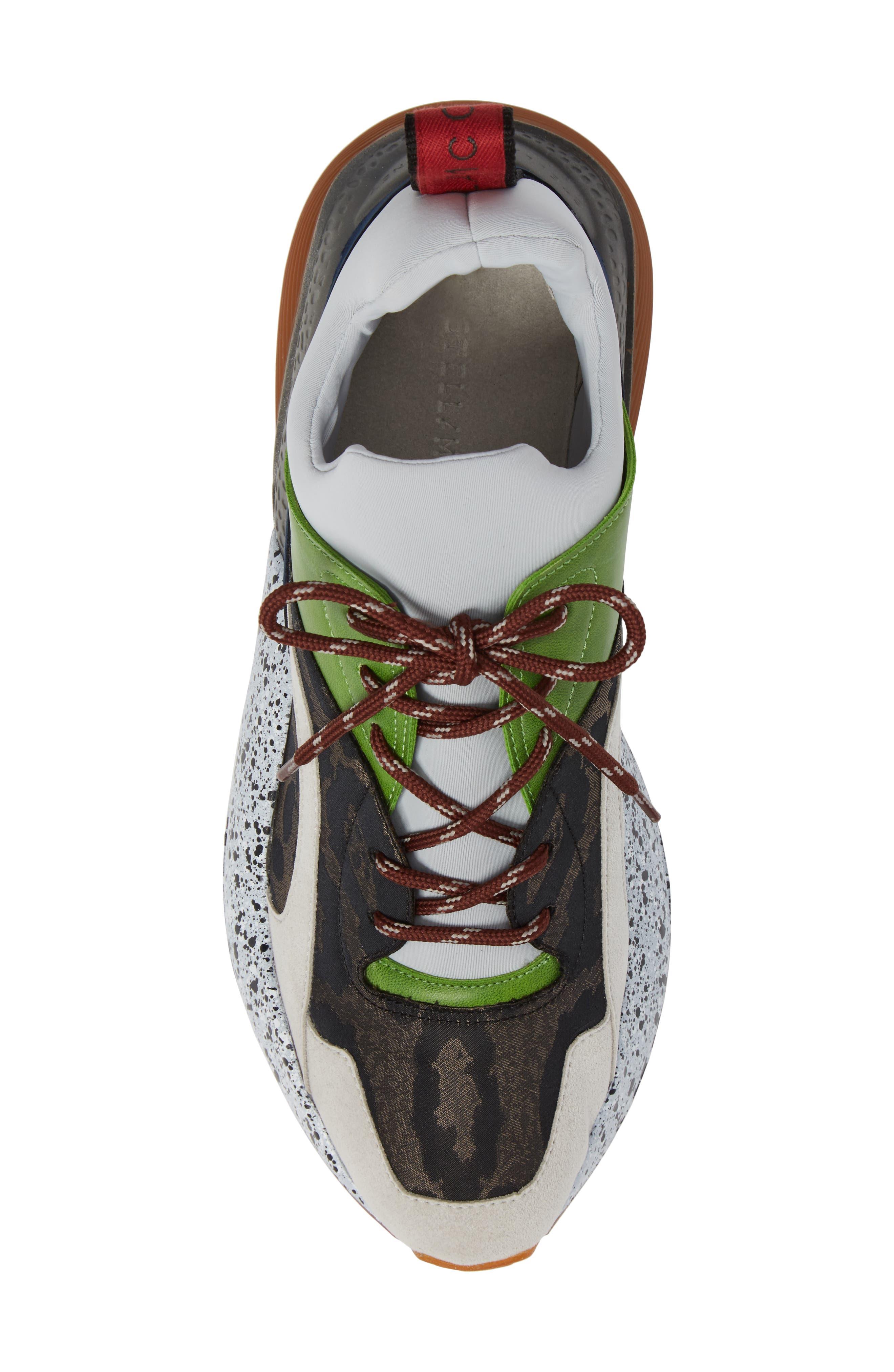 Eclypse Sneaker,                             Alternate thumbnail 4, color,                             Grey Multi