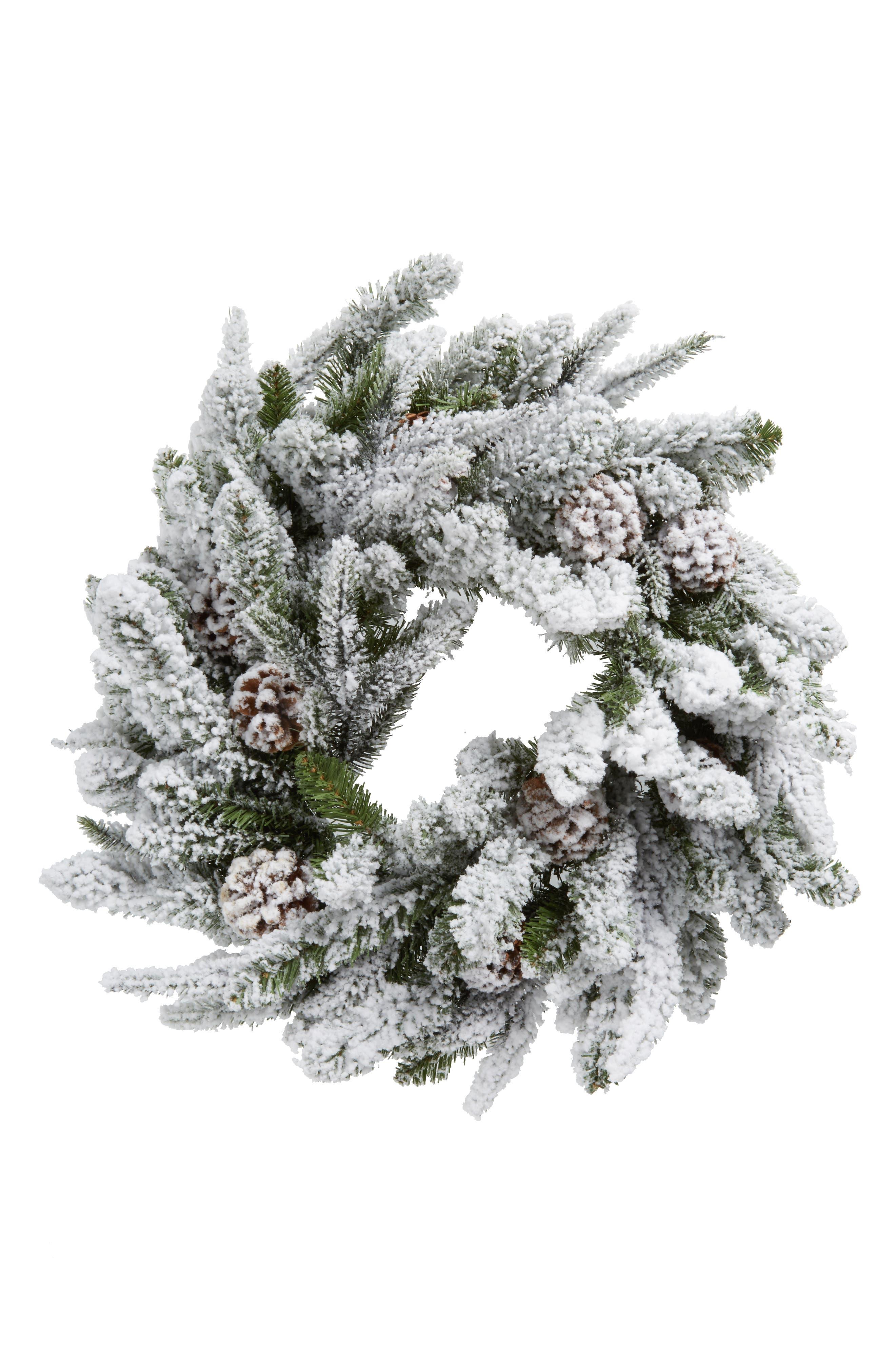 ALLSTATE Pinecone Wreath