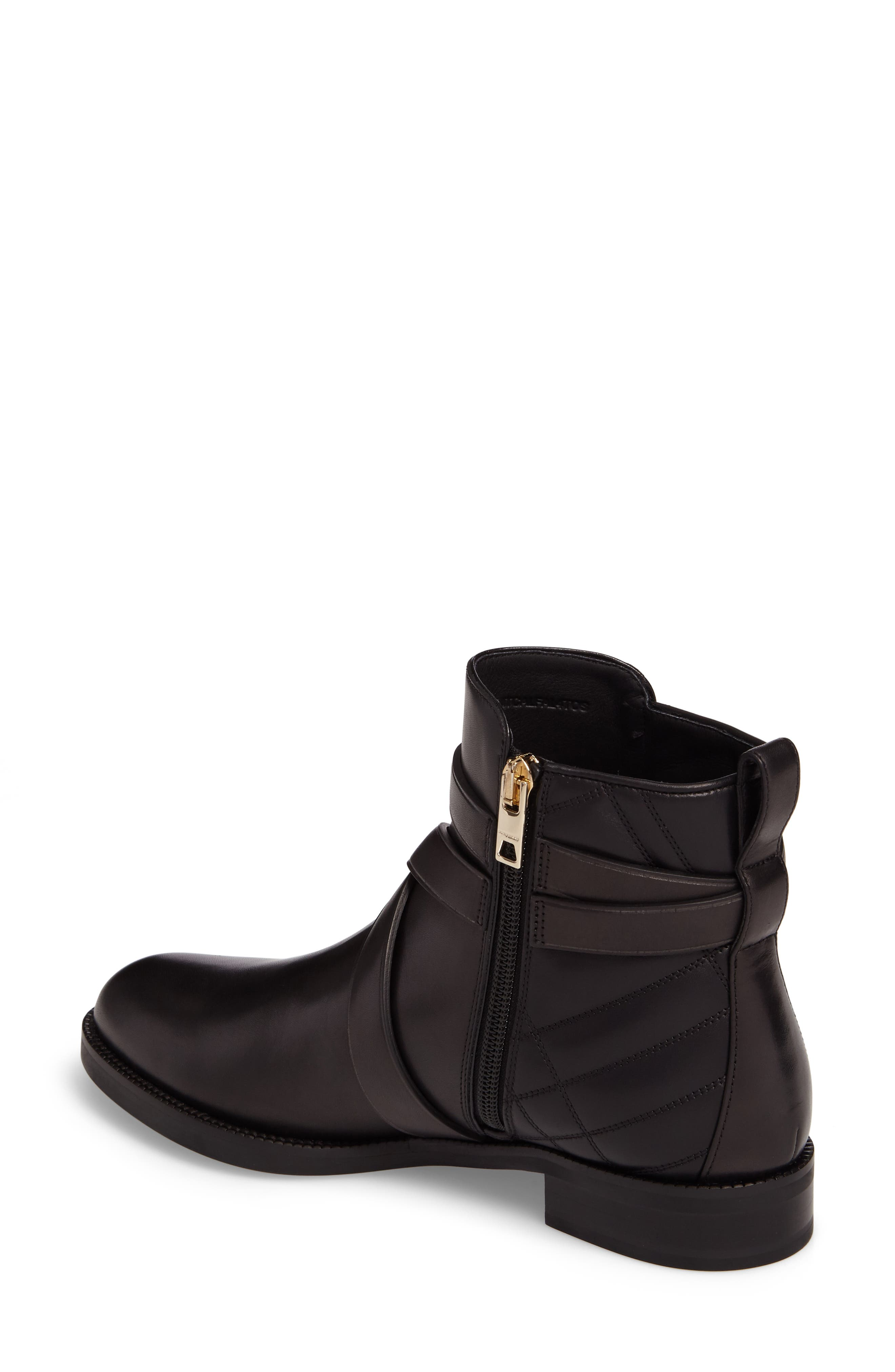 Ankle Boot,                             Alternate thumbnail 2, color,                             Black