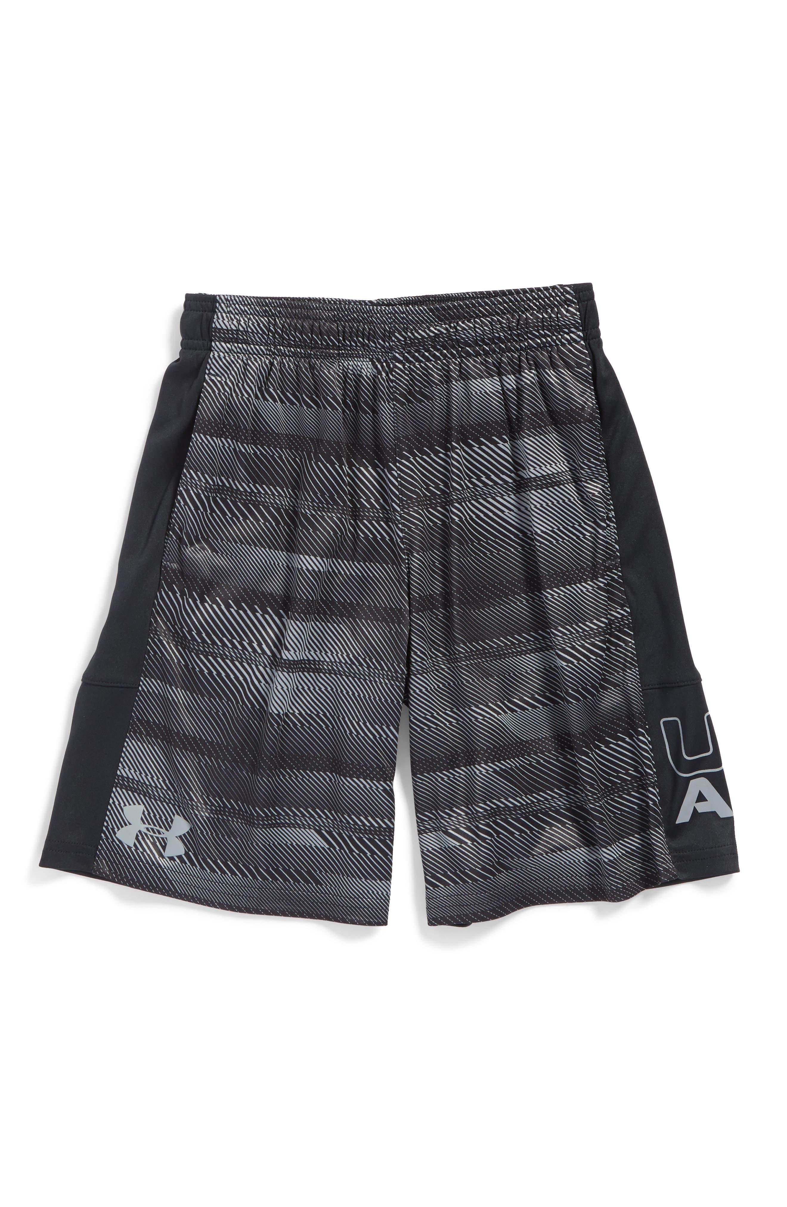 Under Armour Stunt HeatGear® Shorts (Little Boys & Big Boys)