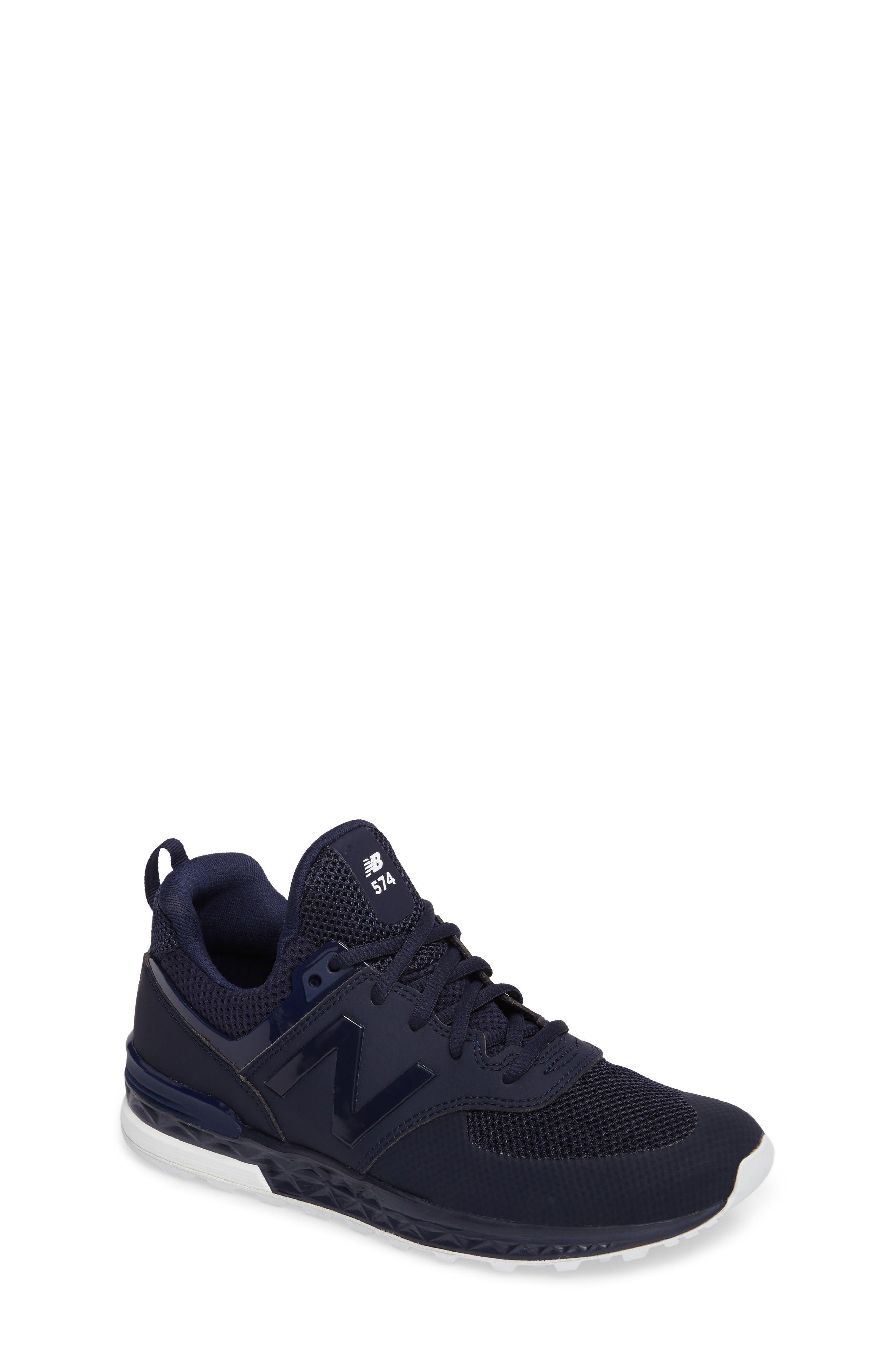 Main Image - New Balance 574 Sport Sneaker (Baby, Walker, Toddler, Little Kid & Big Kid)
