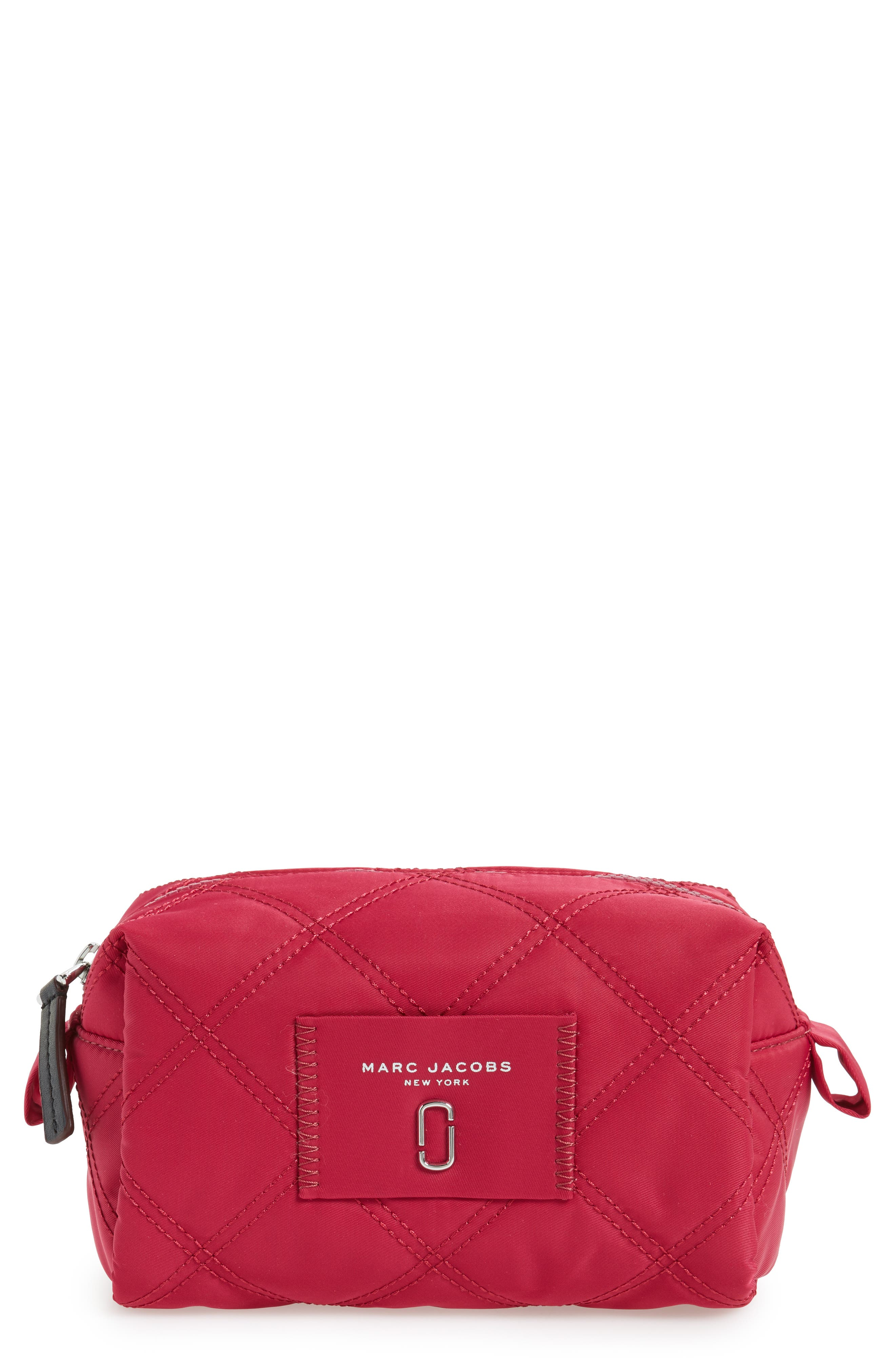 MARC JACOBS Large Knot Cosmetics Case