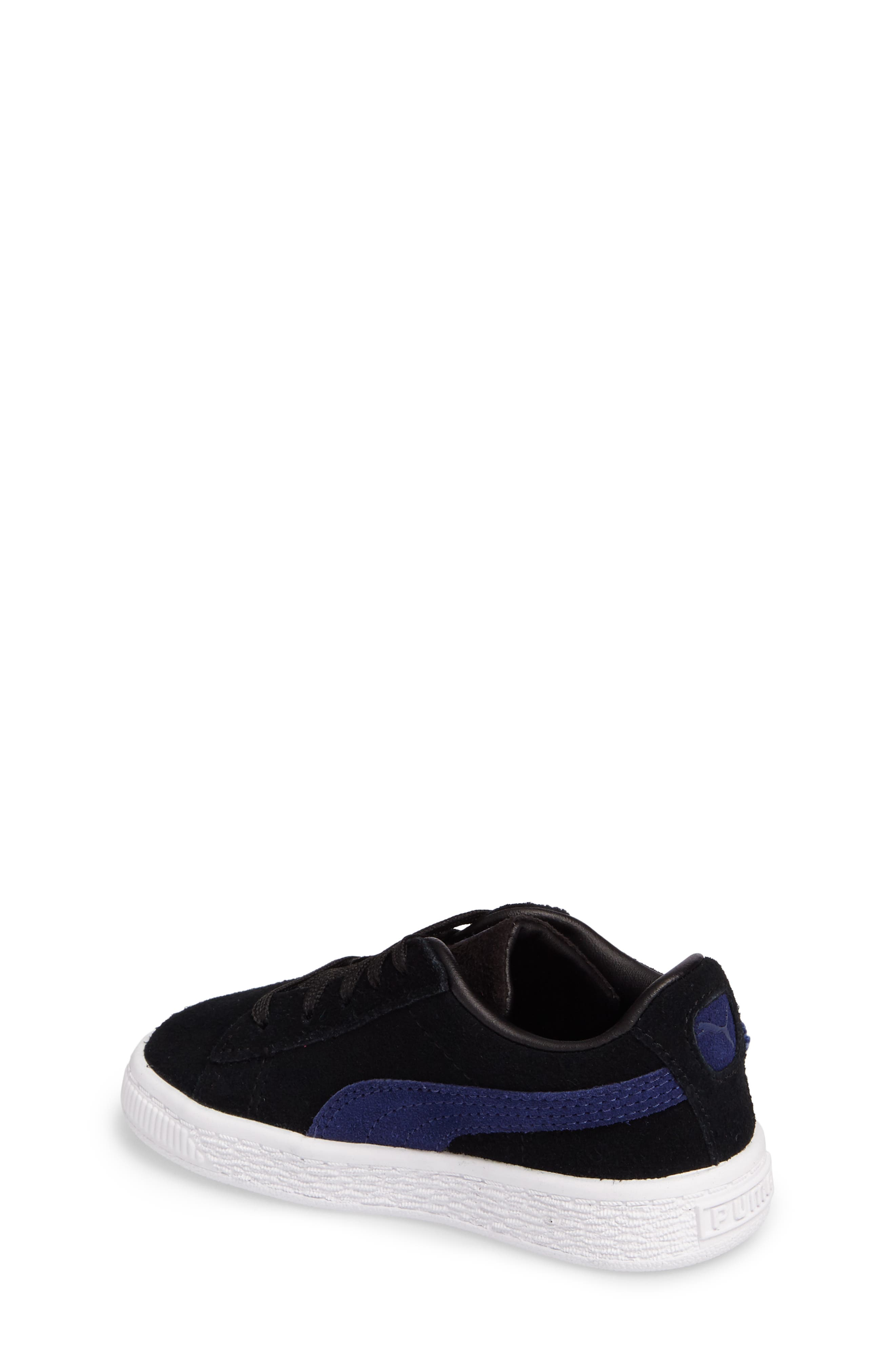 Alternate Image 2  - PUMA Classic Terry Sneaker (Baby, Walker & Toddler)
