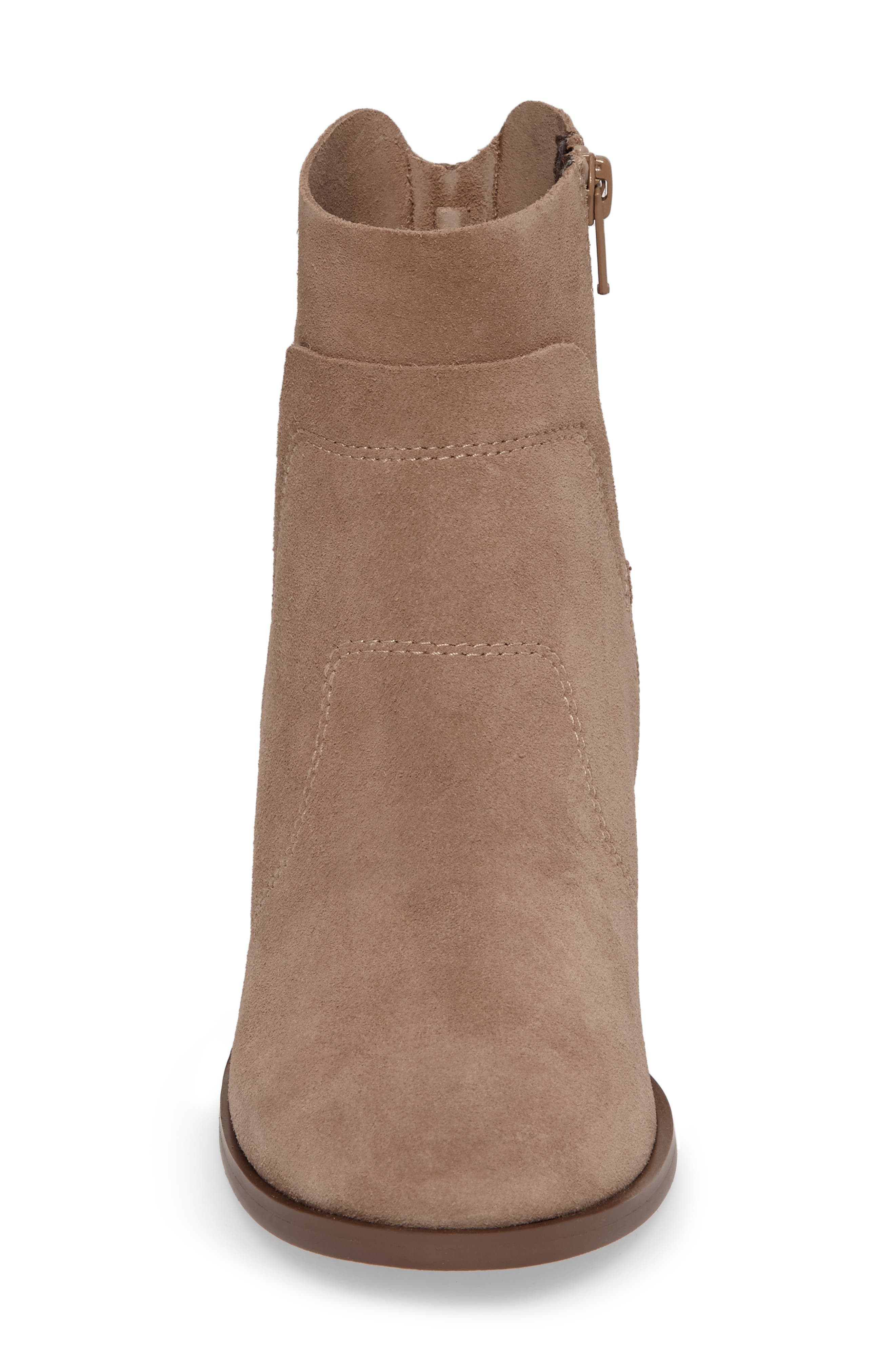 Ambrose Bootie,                             Alternate thumbnail 4, color,                             Taupe