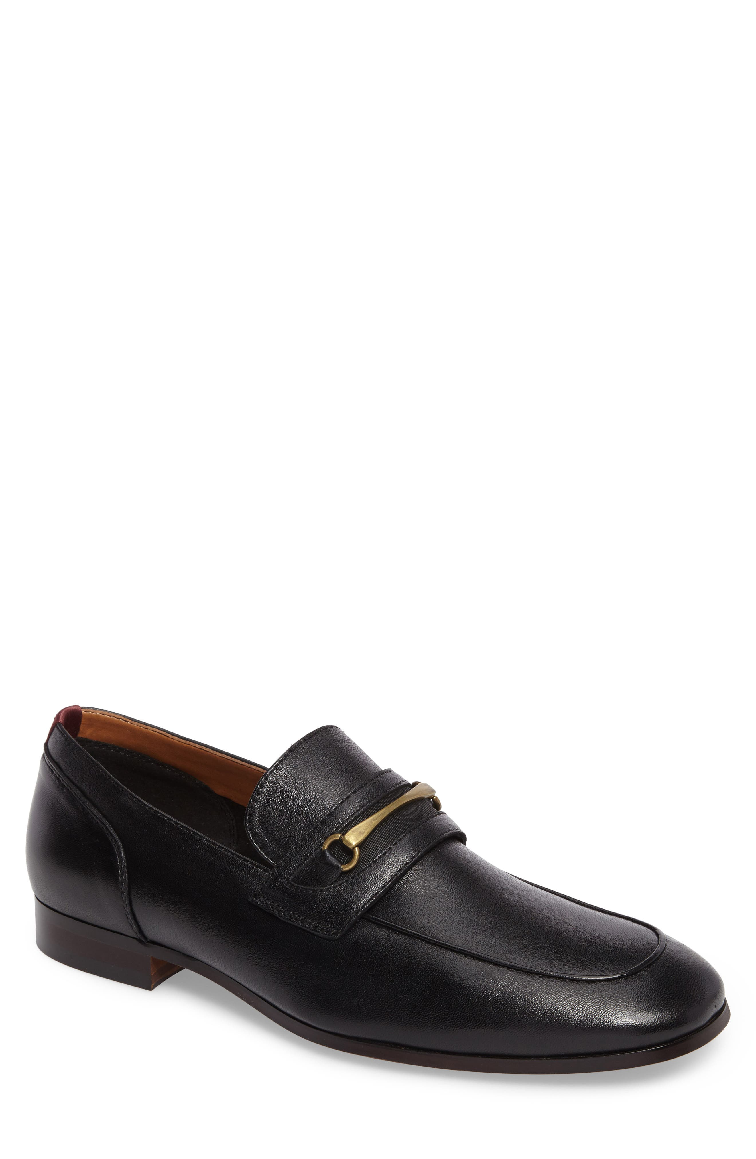Alternate Image 1 Selected - ALDO Murat Bit Loafer (Men)