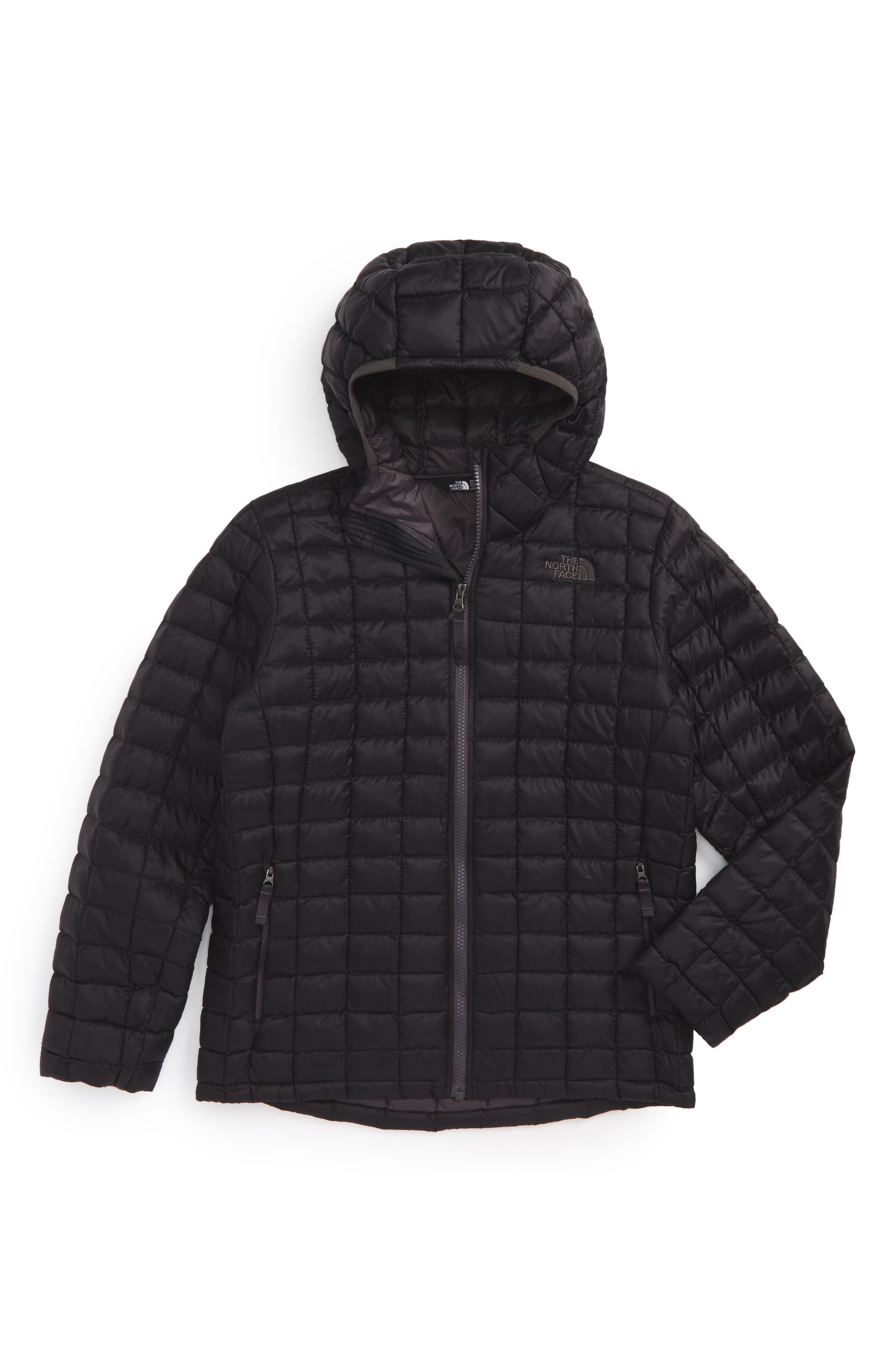 The North Face ThermoBall™ PrimaLoft® Hooded Jacket (Big Boys)