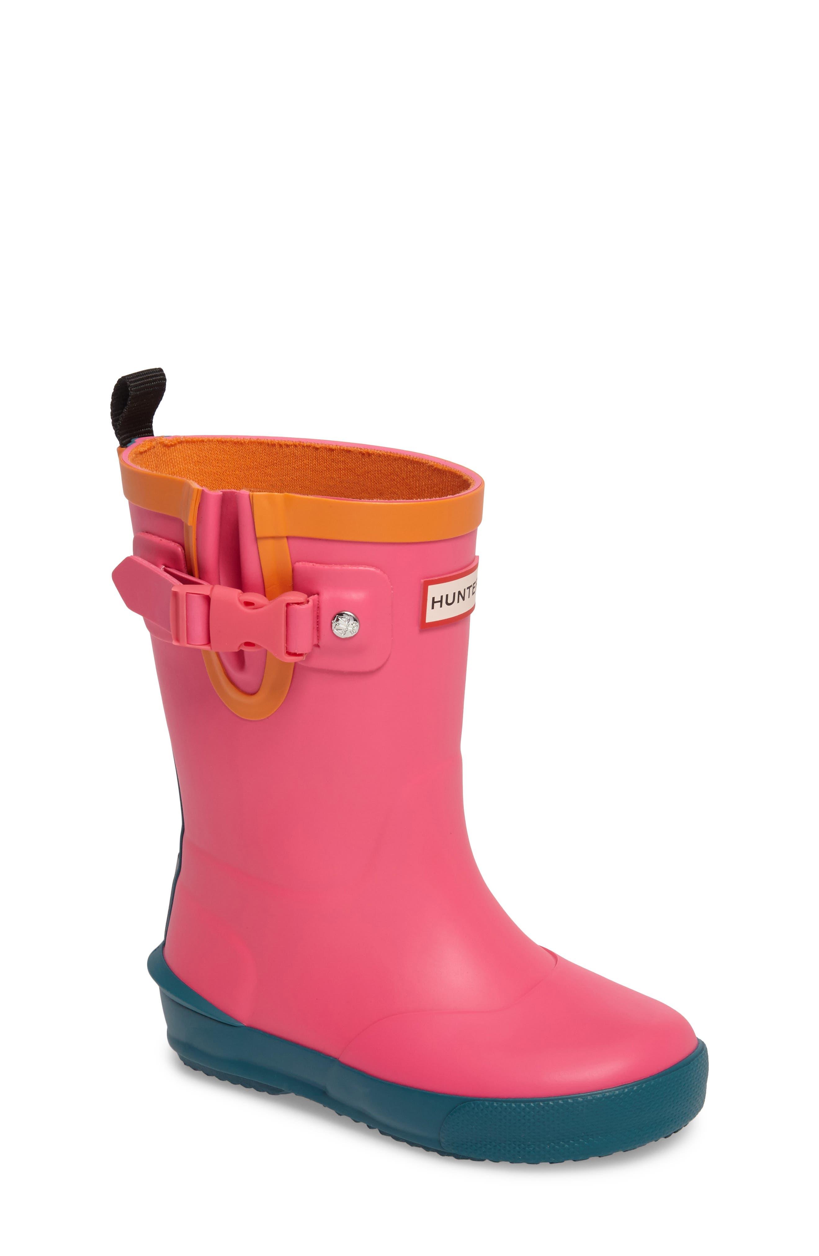 Main Image - Hunter 'Davison' Rain Boot (Toddler)