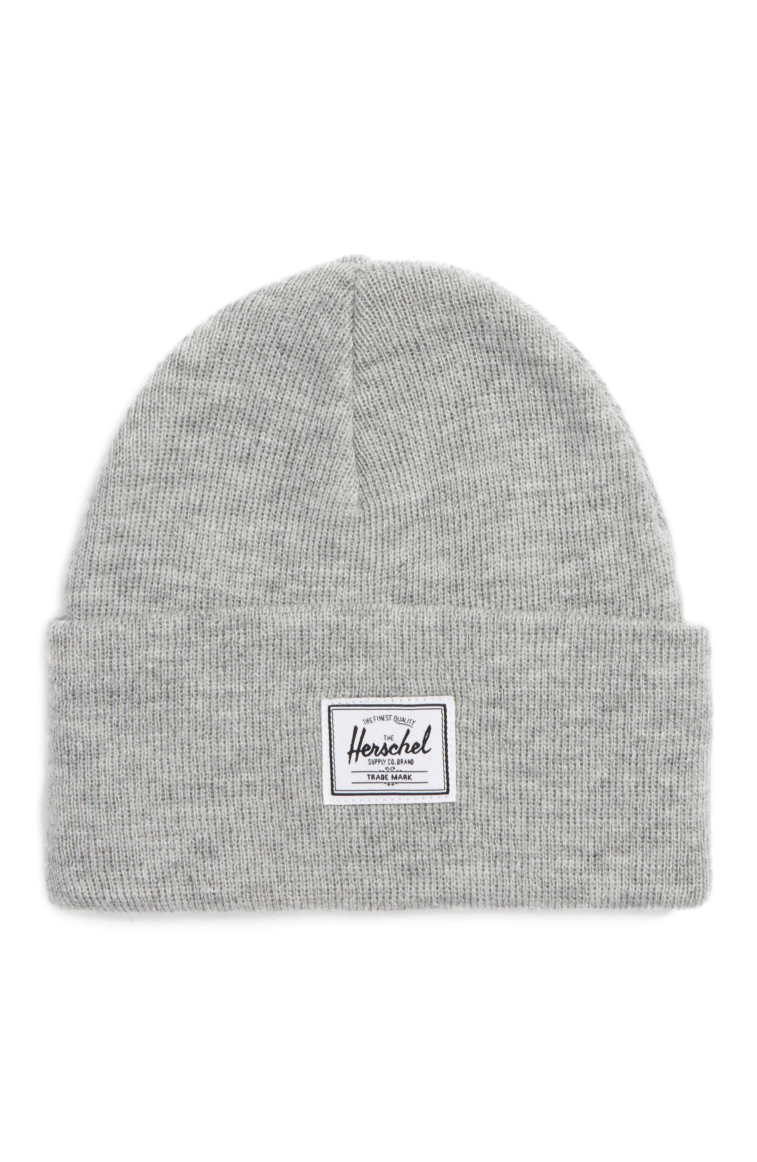 Alternate Image 1 Selected - Herschel Supply Co. Elmer Knit Beanie