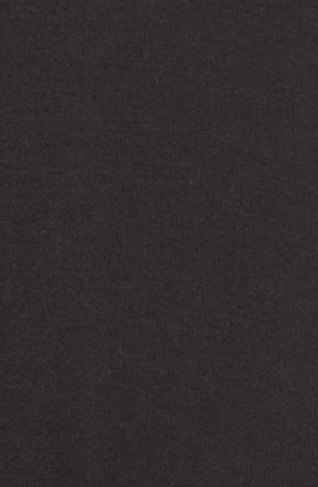 Alternate Image 6  - DKNY Jersey Top