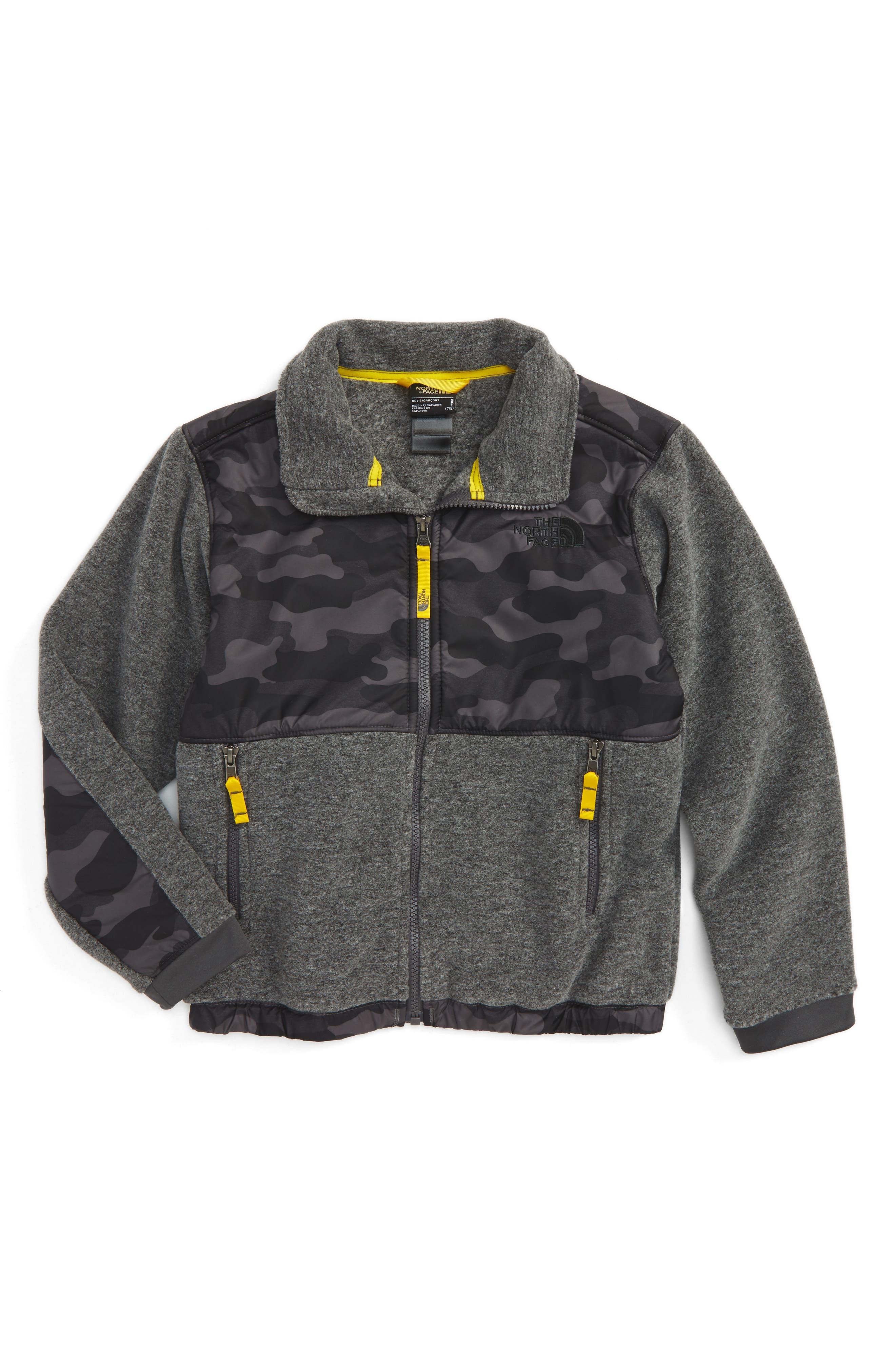 'Denali' Thermal Jacket,                         Main,                         color, Camo Heather Print