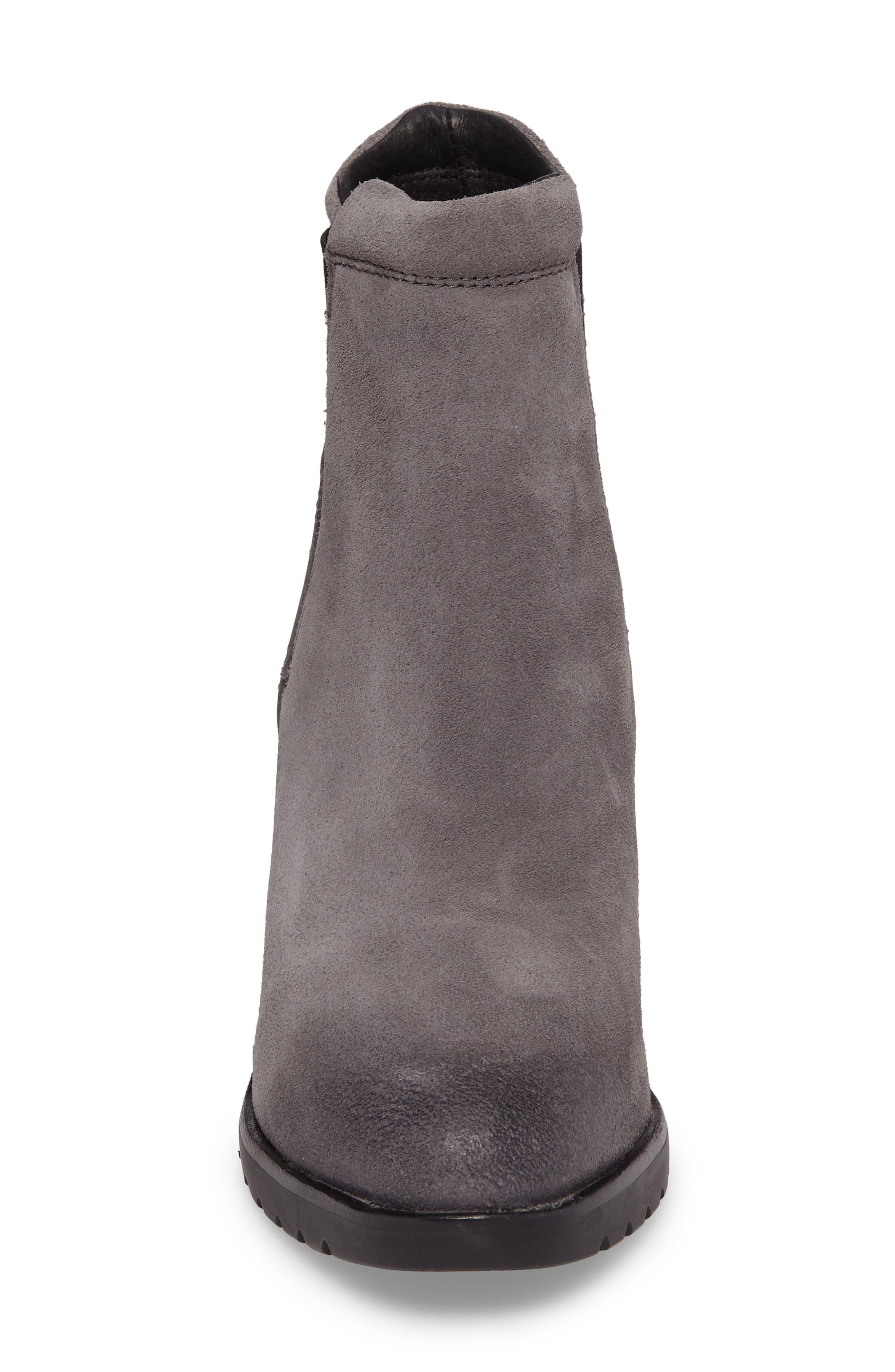 After Hours Chelsea Boot,                             Alternate thumbnail 4, color,                             Quarry