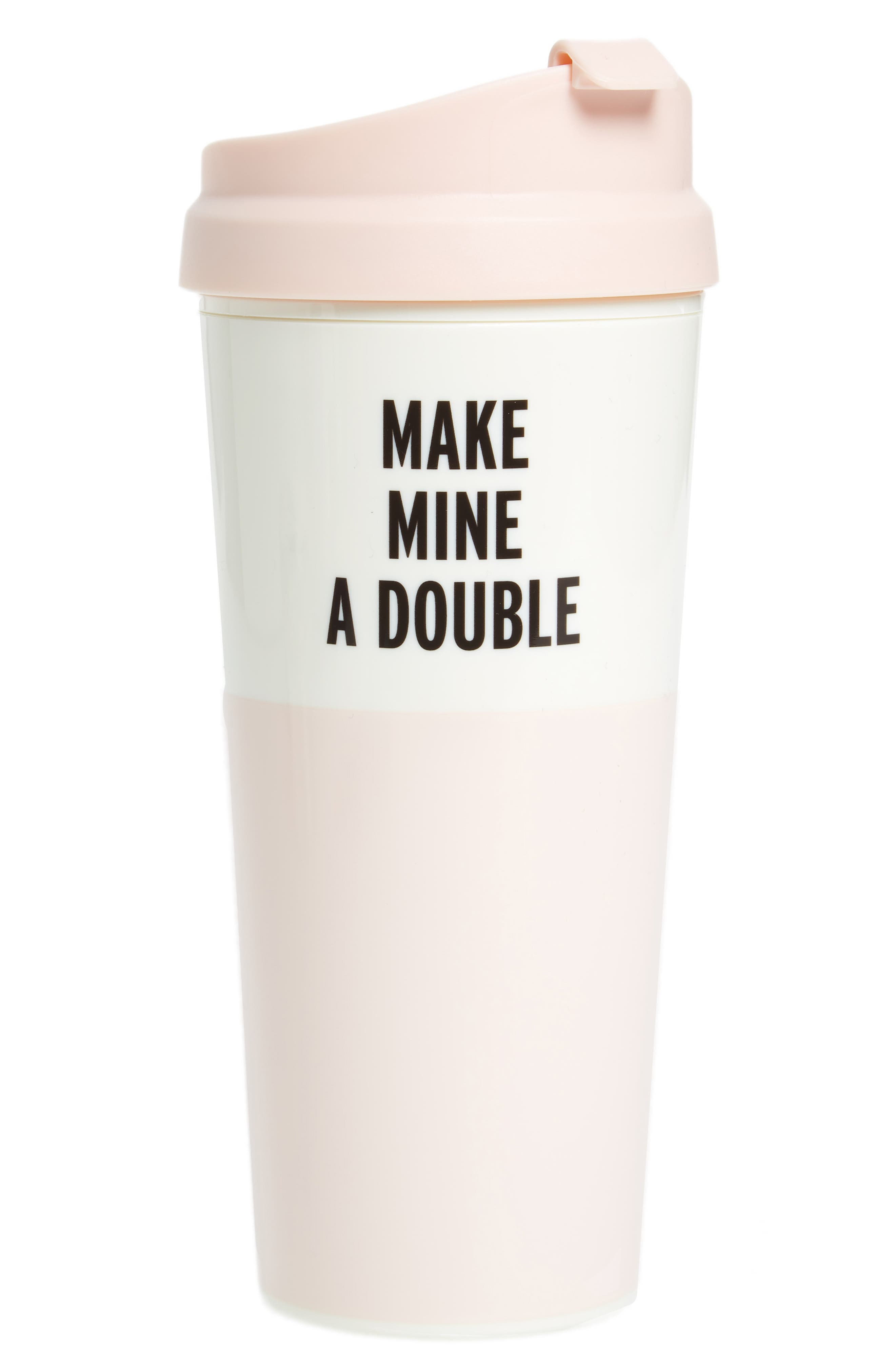 thermal mug,                         Main,                         color, Pink
