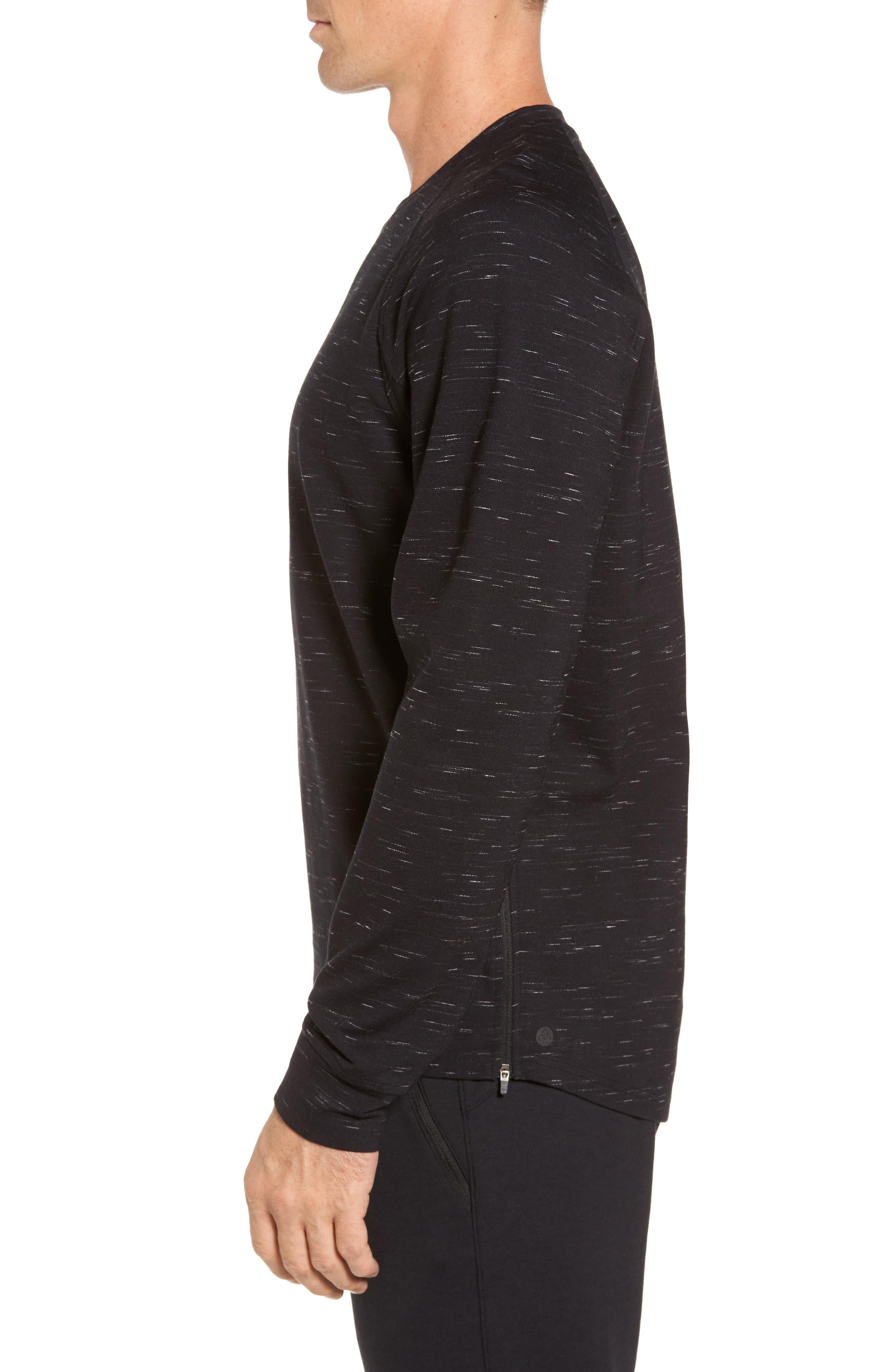 Alternate Image 3  - Smartwool Merino 250 Base Layer Pattern Crewneck T-Shirt