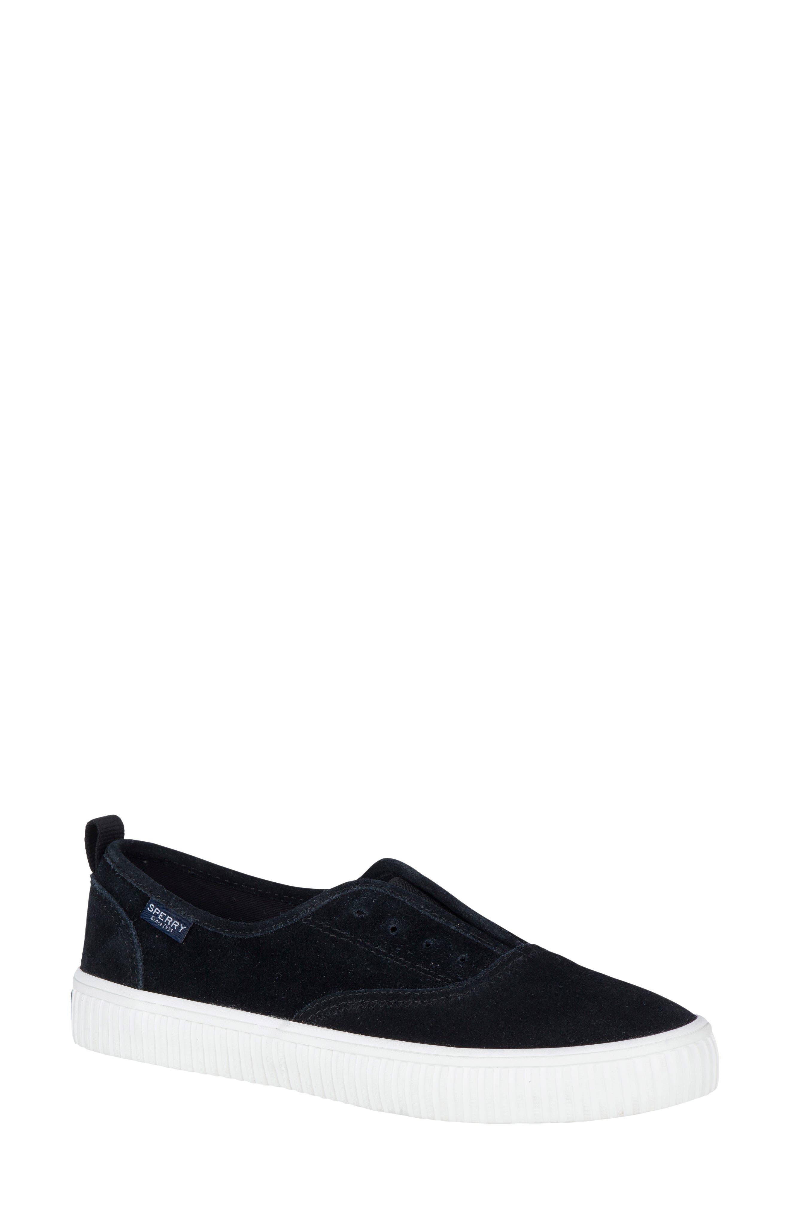 Main Image - Sperry Crest Creeper Slip-On Sneaker (Women)