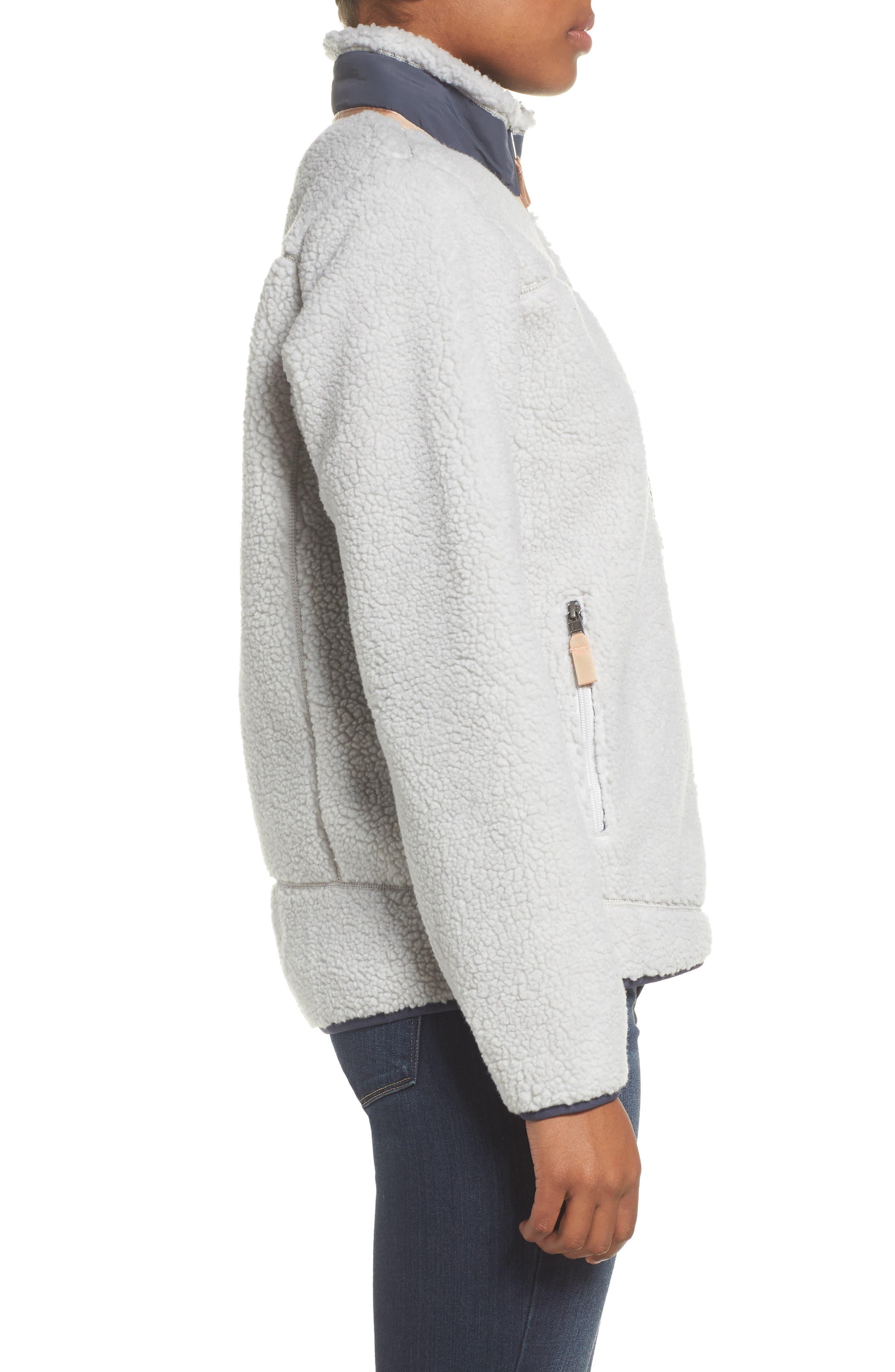 Alternate Image 3  - Patagonia Classic Retro-X® Fleece Jacket