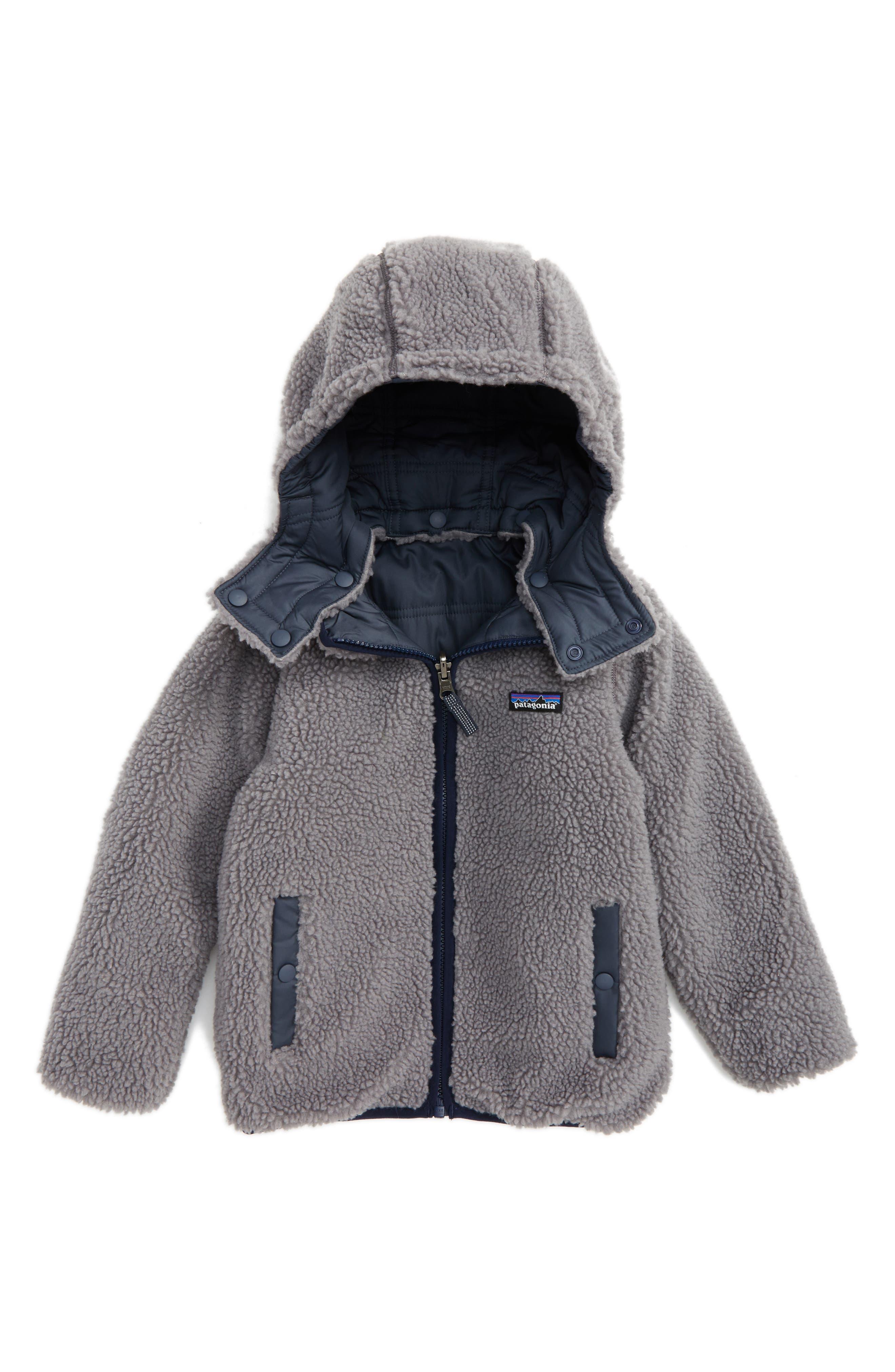 Alternate Image 2  - Patagonia 'Tribbles' Reversible Water Resistant Snow Jacket(Toddler Boys & Little Boys)