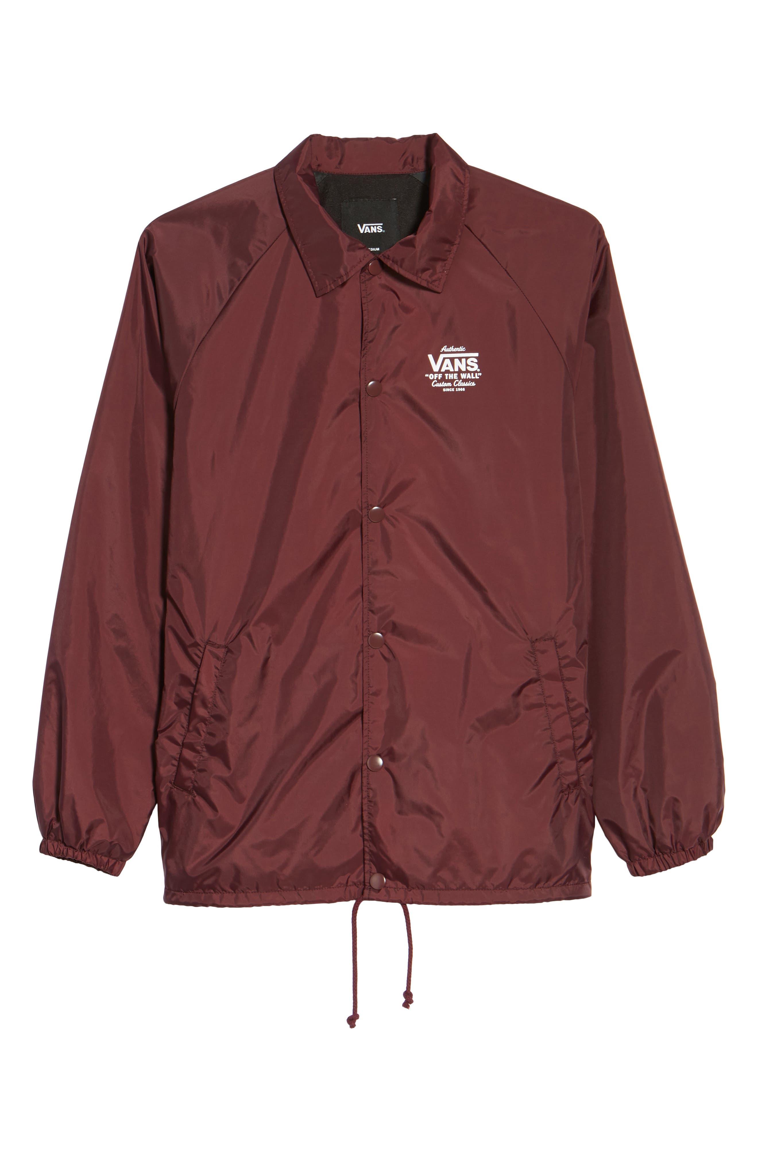 Torrey Water Resistant Jacket,                             Alternate thumbnail 6, color,                             Port Royale/ White
